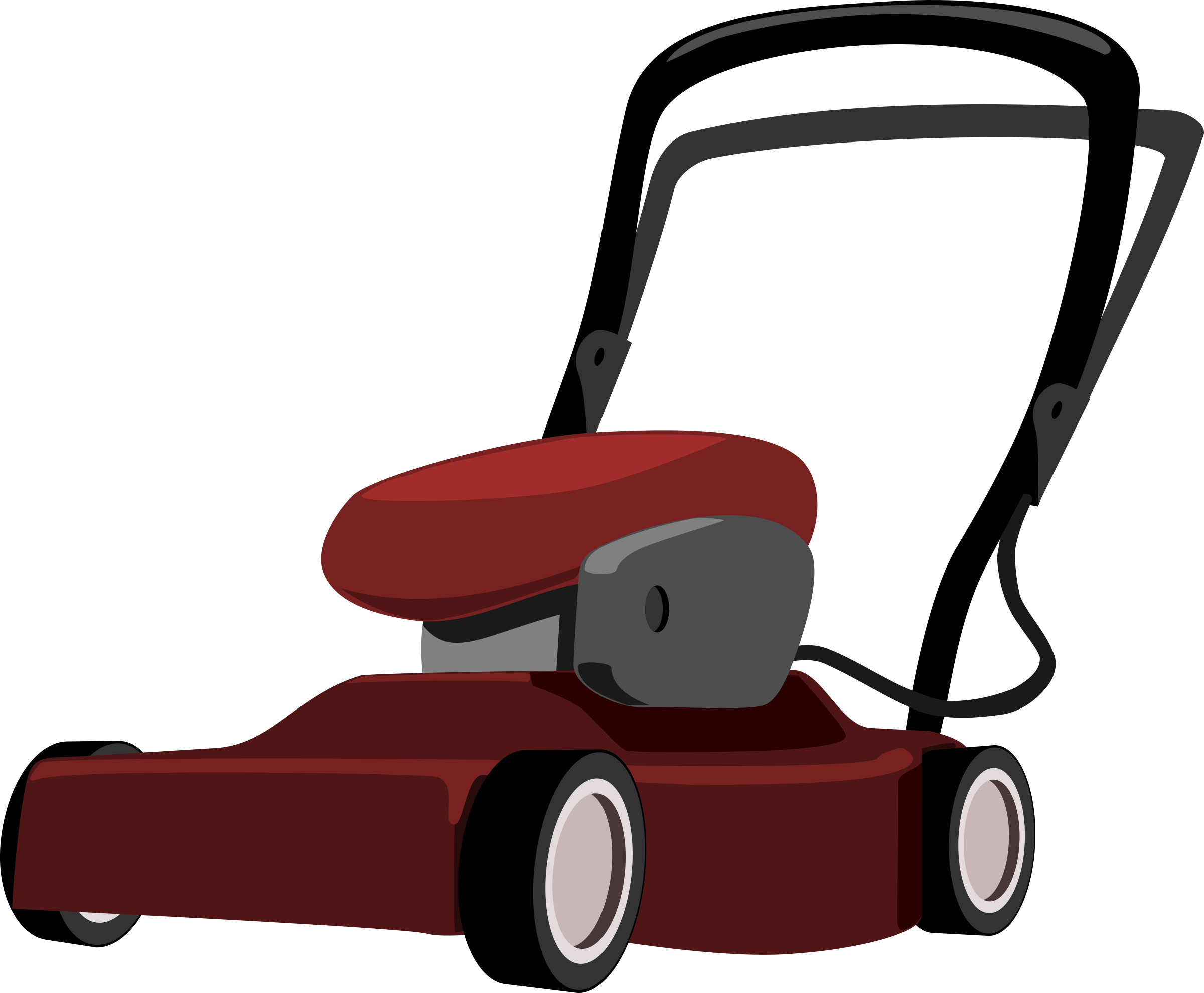 lawn mower by tzunghaor