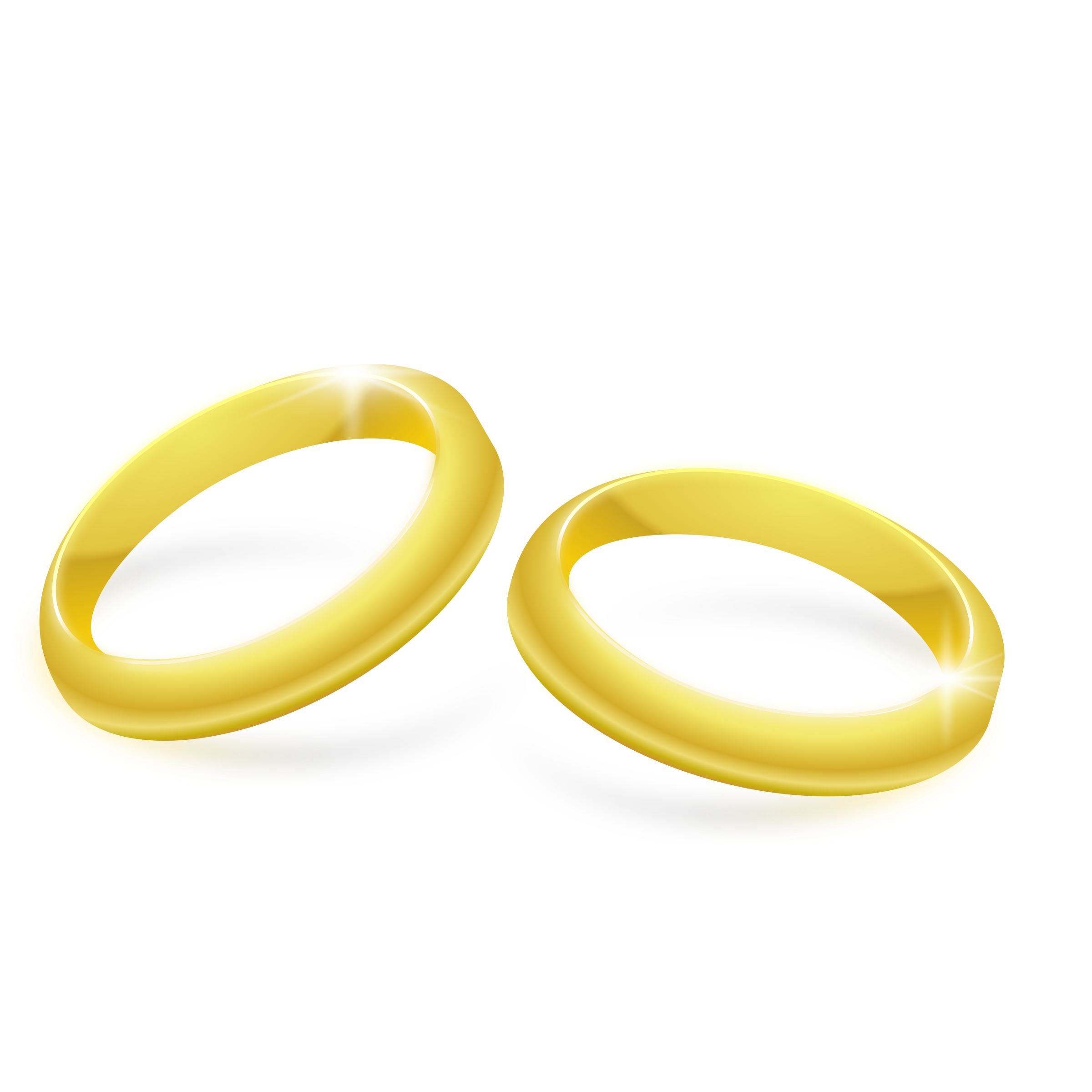 gold clipart rings band silver wedding and ring bride a collection of bridal