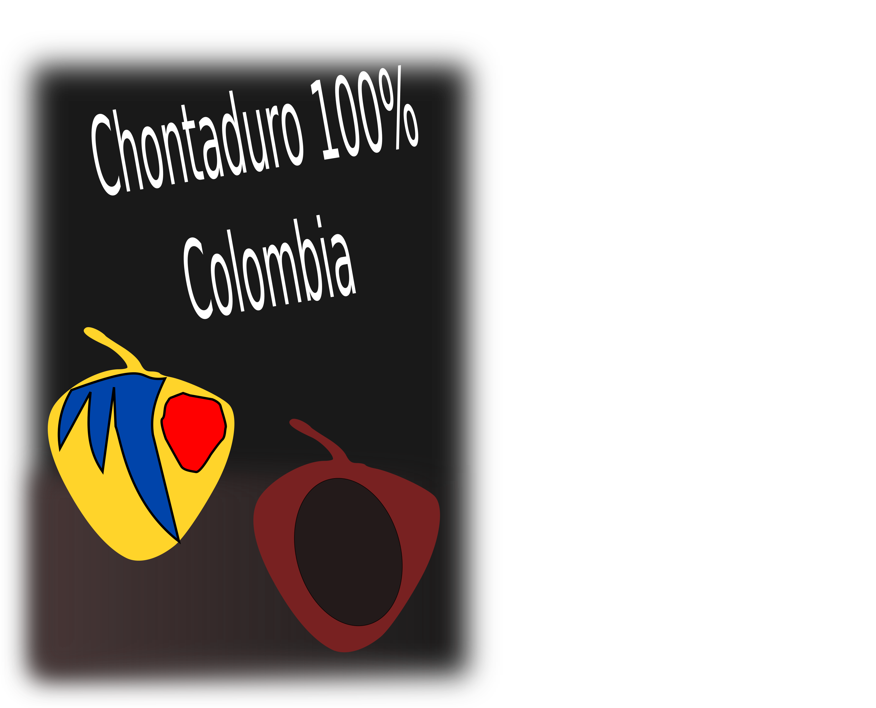 chontaduro colombia by wilmerciti