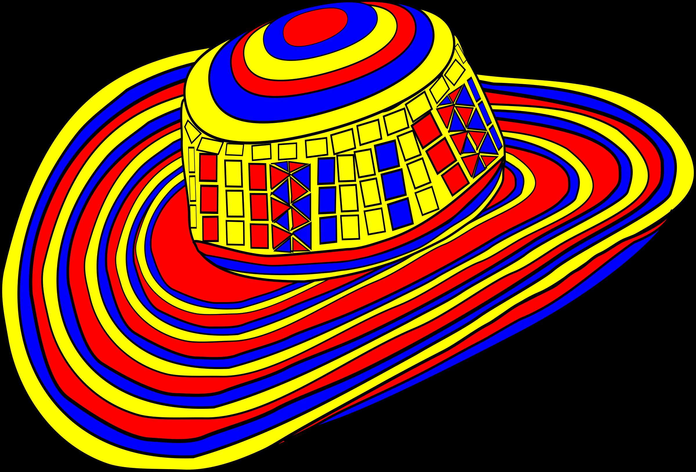 clipart sombrero coste u00f1o colombia sombrero clip art coloring sombrero clip art free