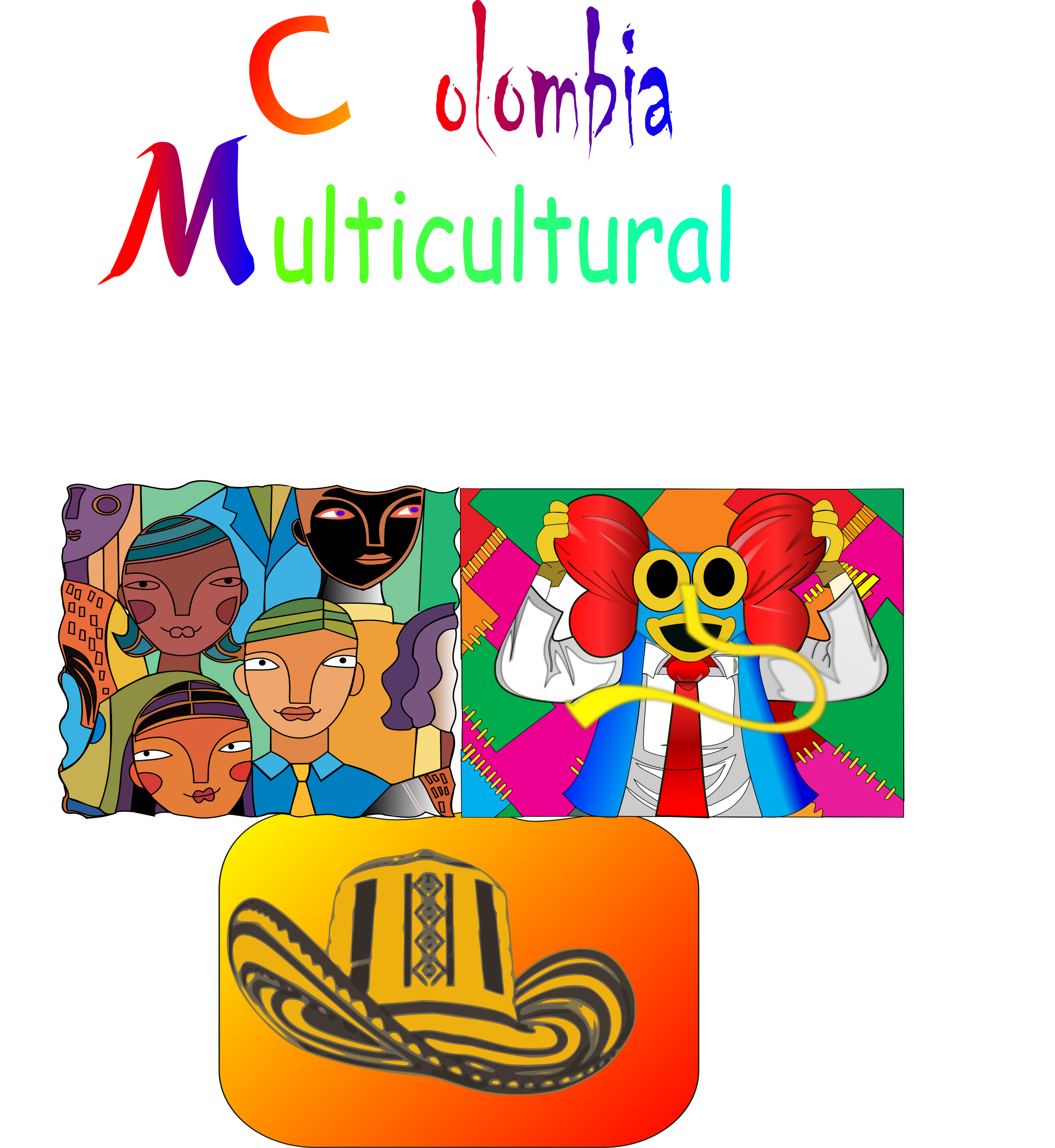 Multiculturas by Bacd94