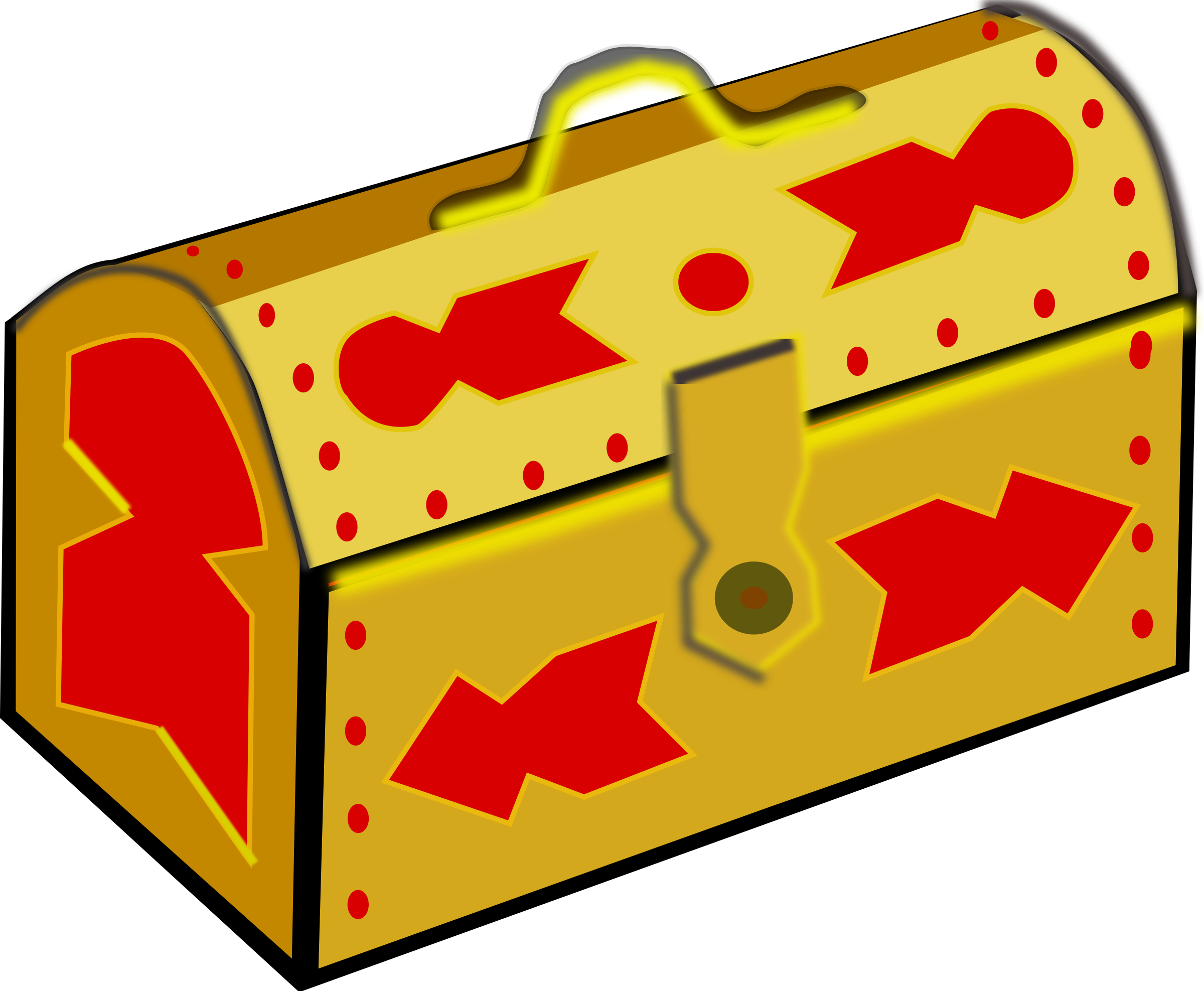Treasure-chest by mystica
