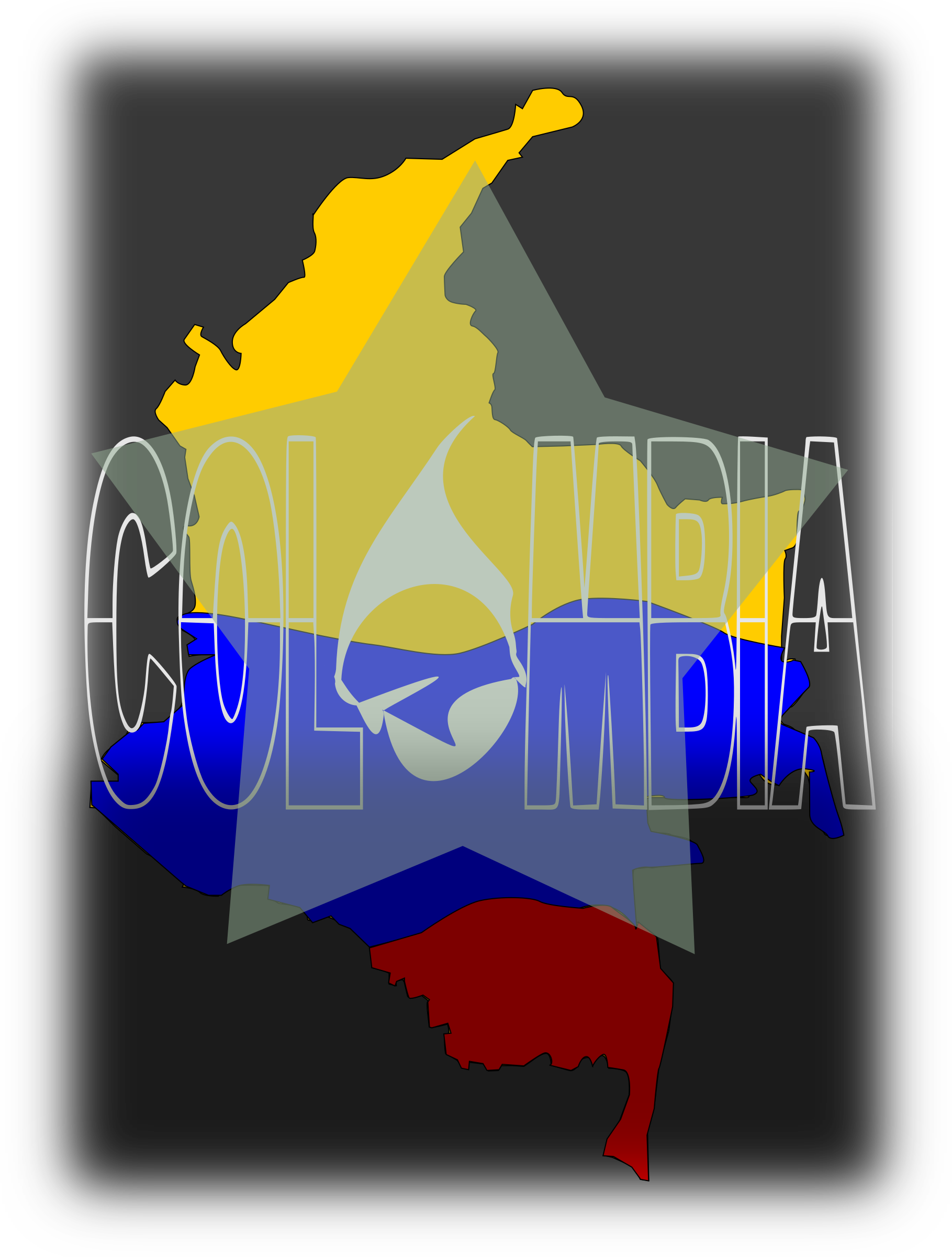 colombia tiera querida by wilmerciti