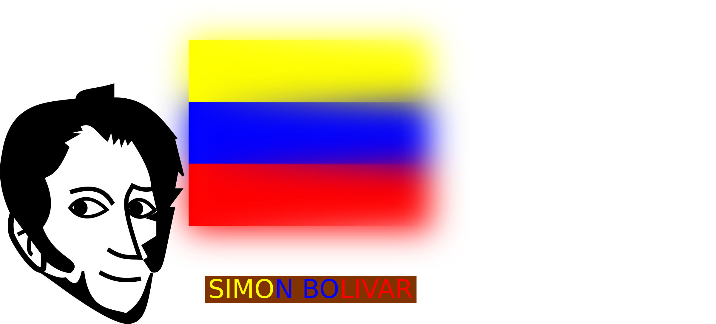 SIMON BOLIVAR by Kajapo