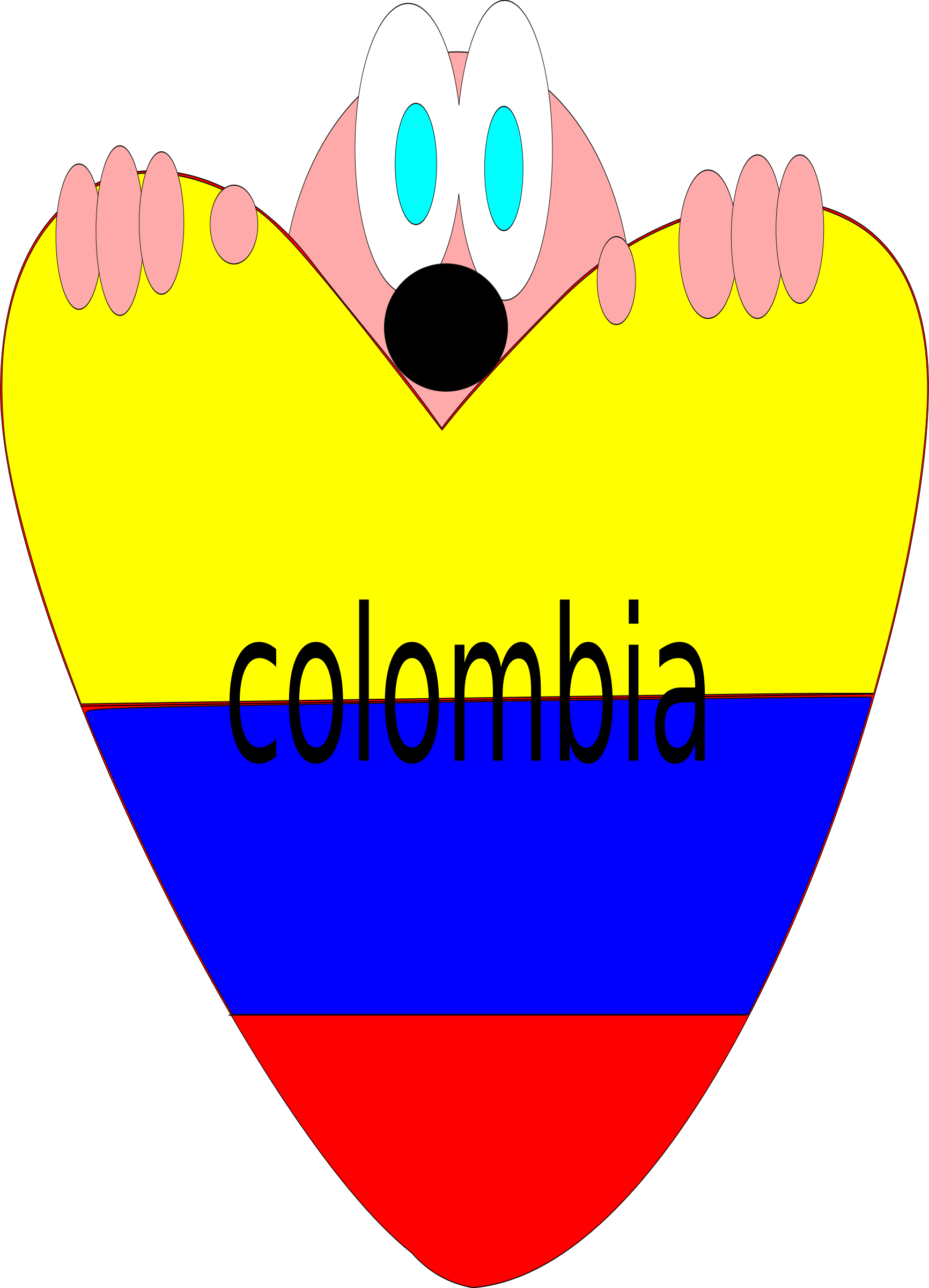 colombia by jamm vj
