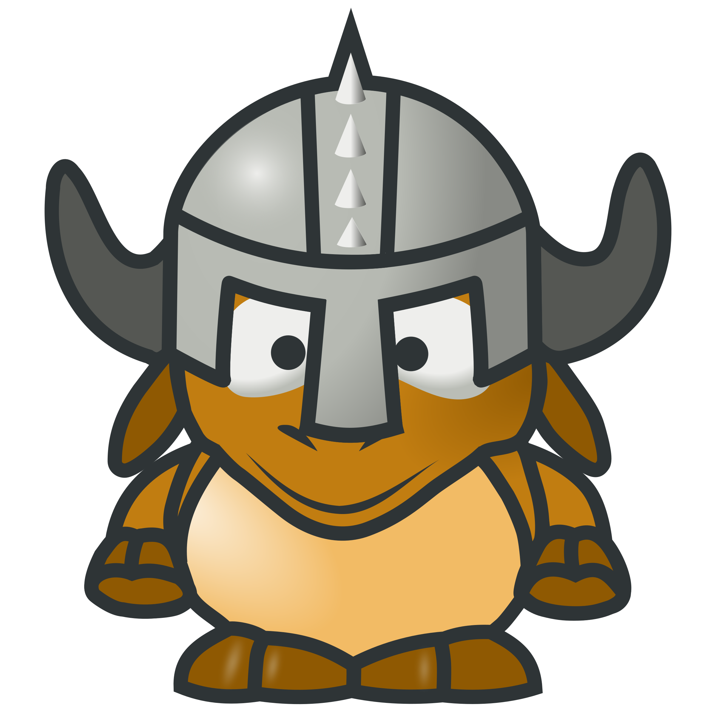 Gnu Knight by tonyk