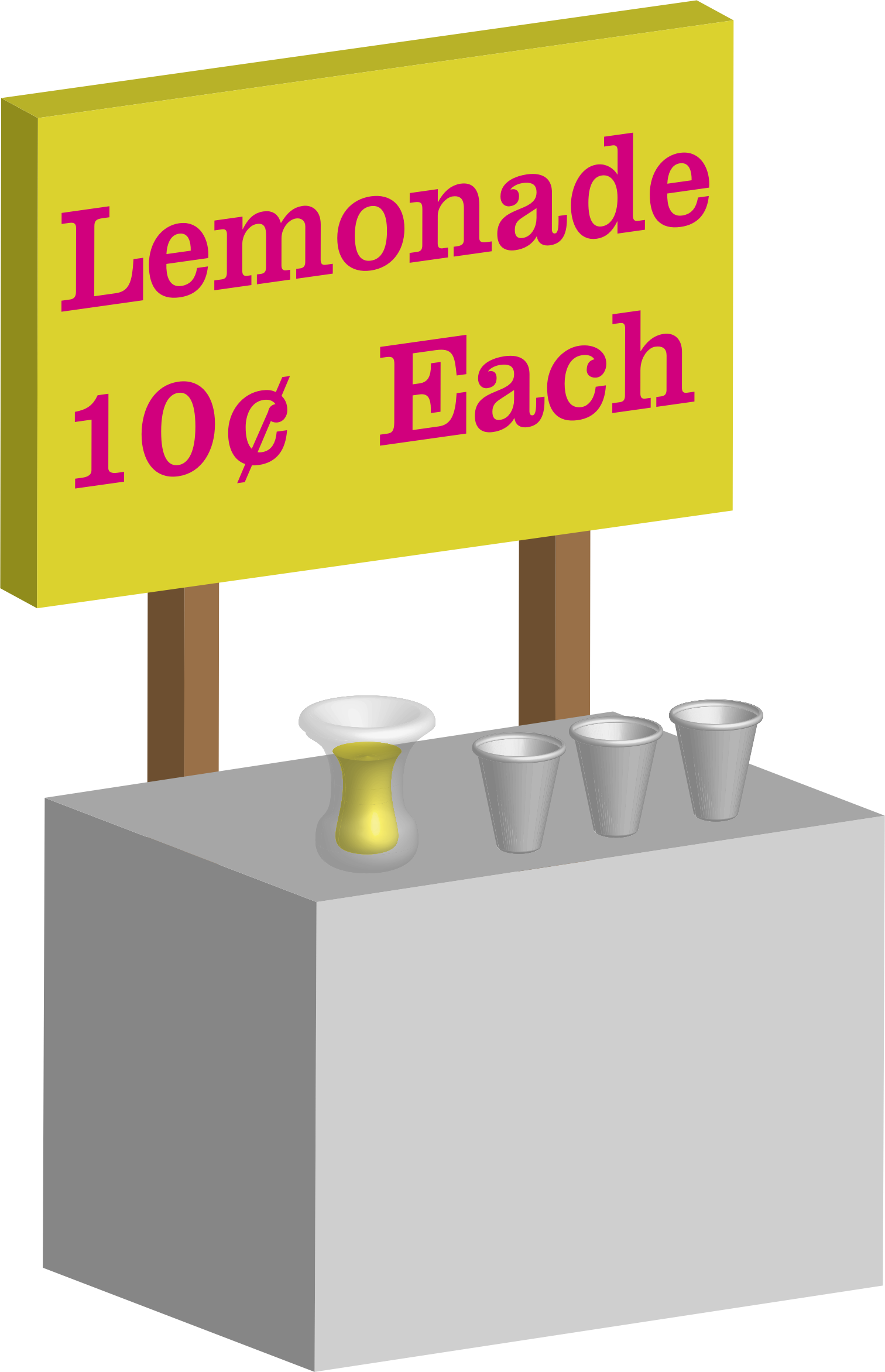 Lemonade Stand by jhnri4