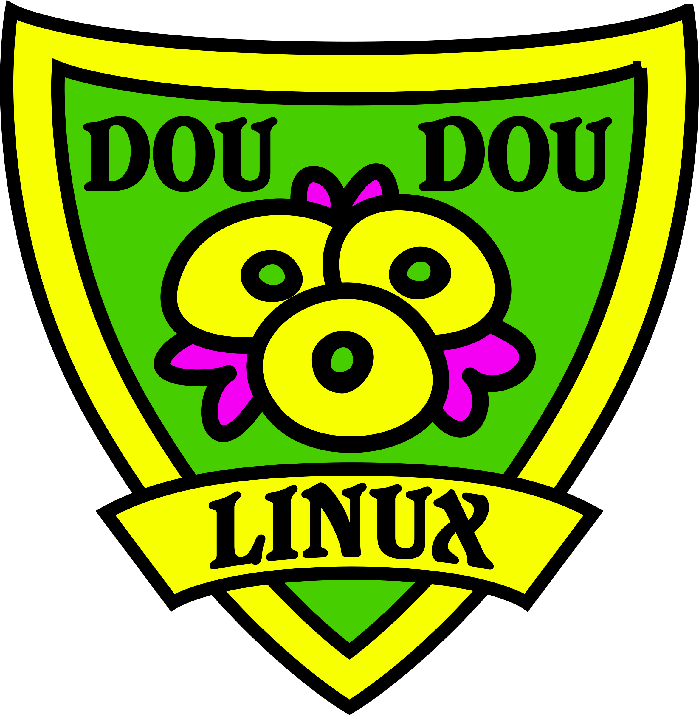 DouDouLinux Flower Remix by algotruneman