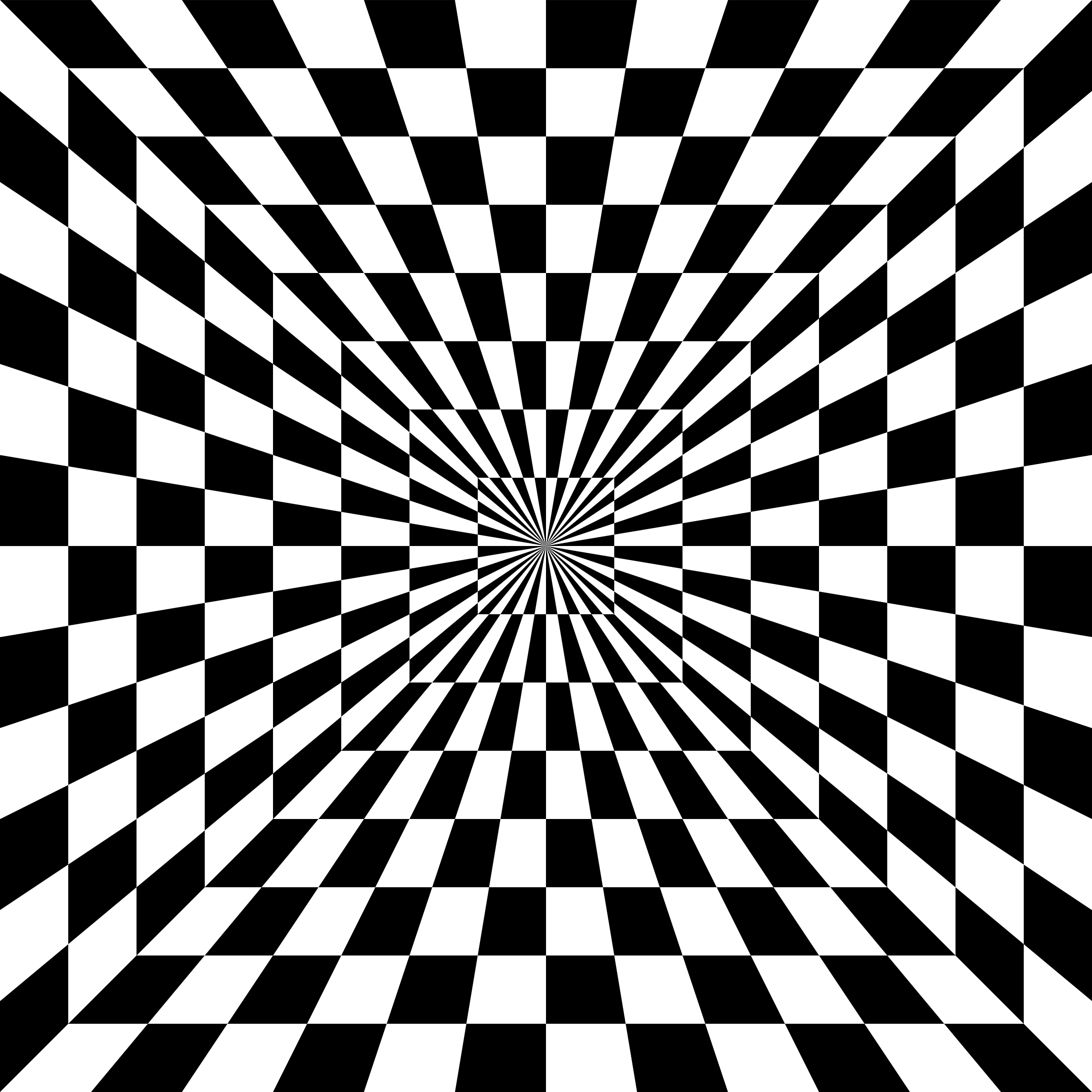 chessboard tunnel by 10binary