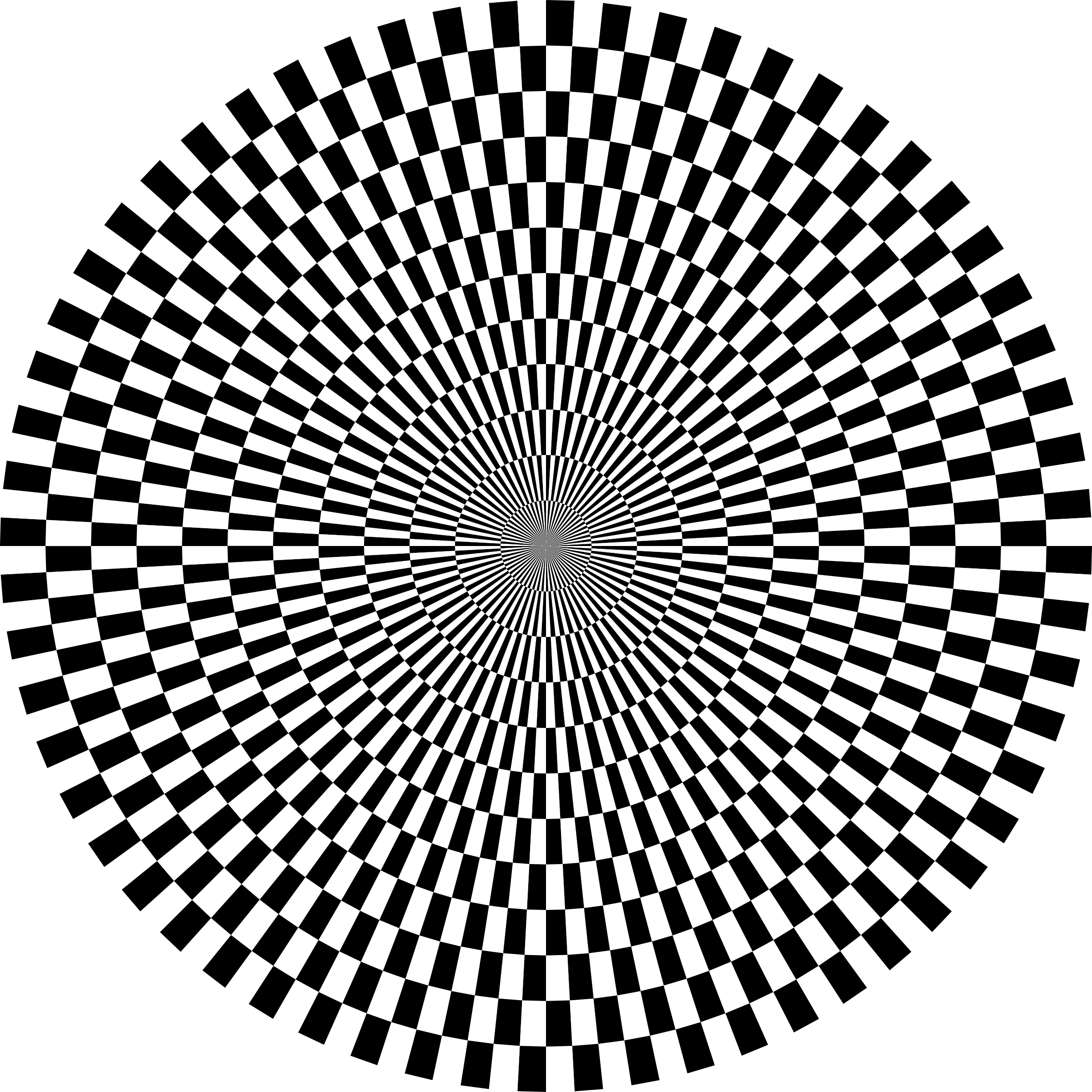 120gon chessboard tunnel by 10binary
