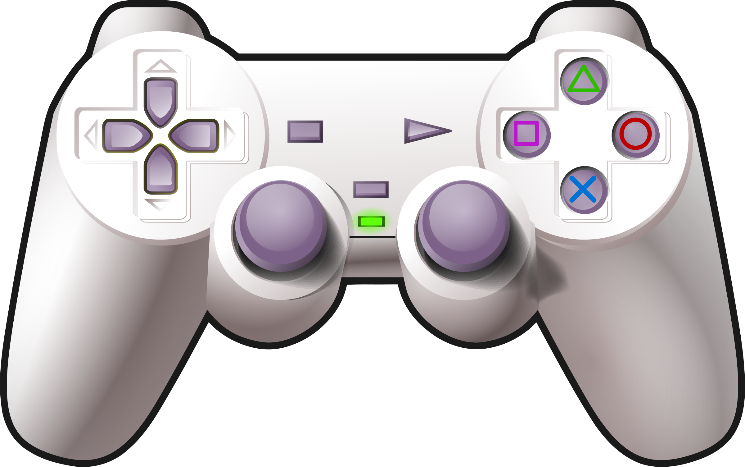 JoyStick PS1 by Maddrum