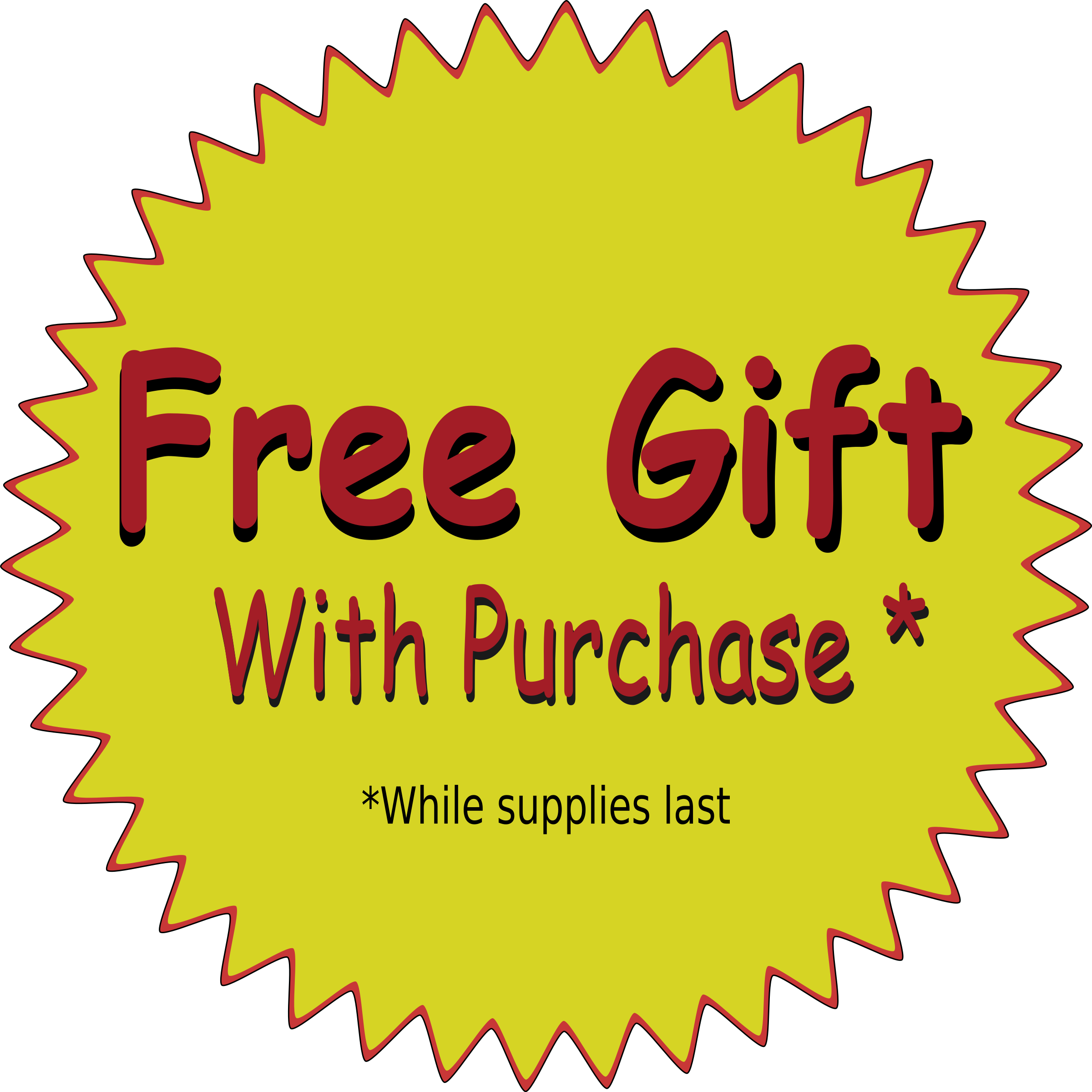 Gifts Free 27