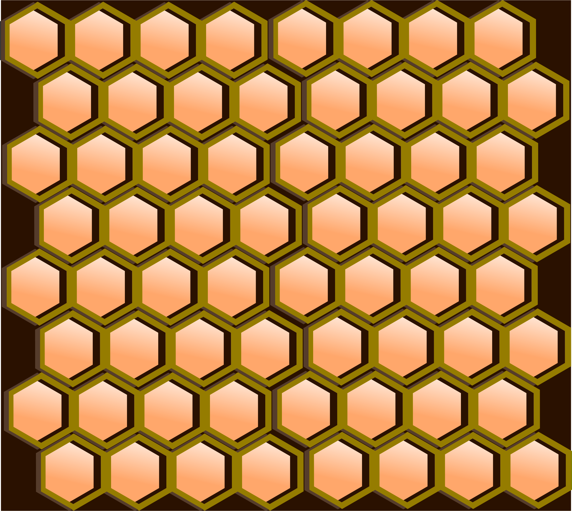 Honeycomb Cells by gsagri04