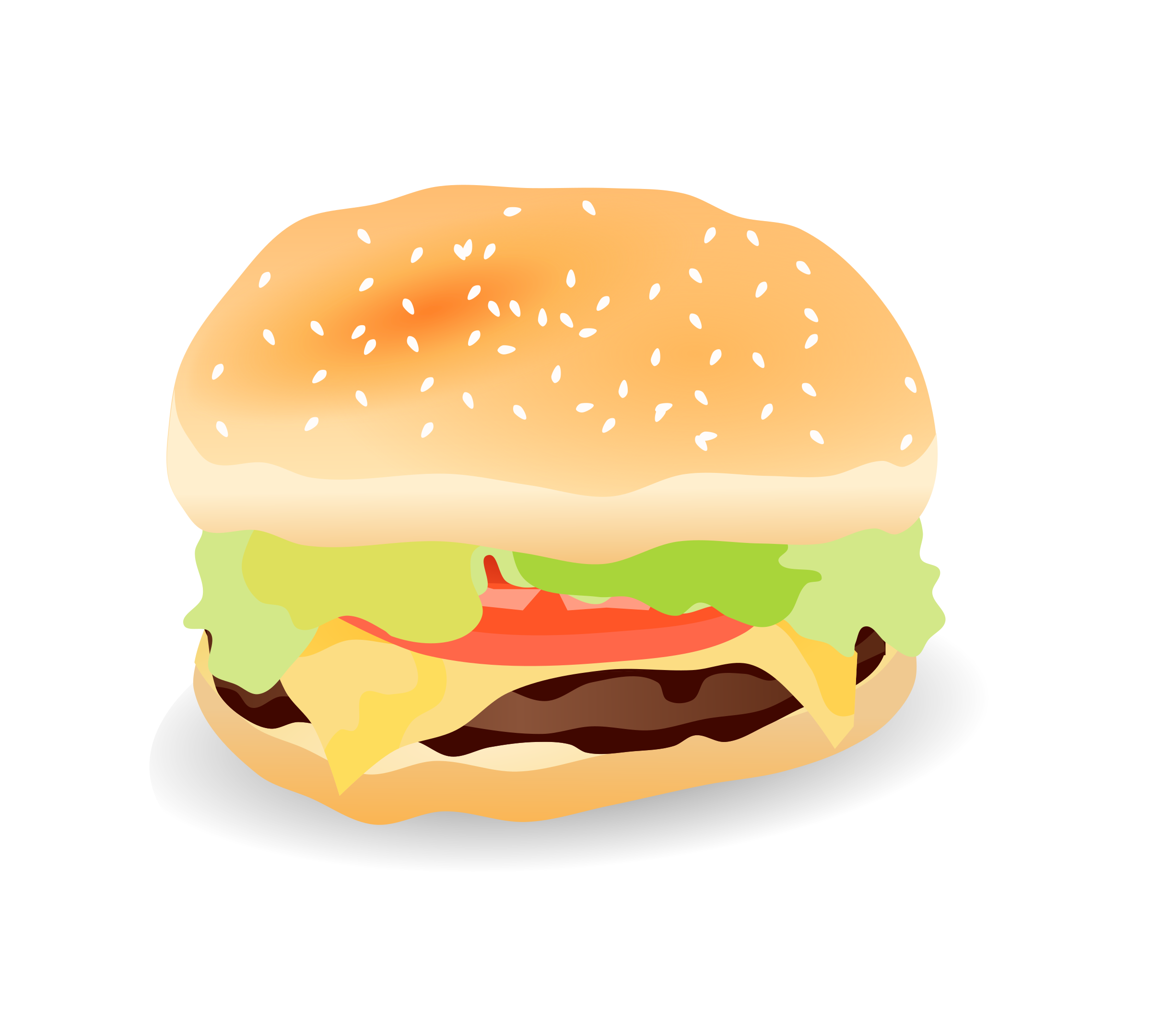 clipart cheeseburger rh openclipart org cheeseburger clipart free cheeseburger in paradise clipart