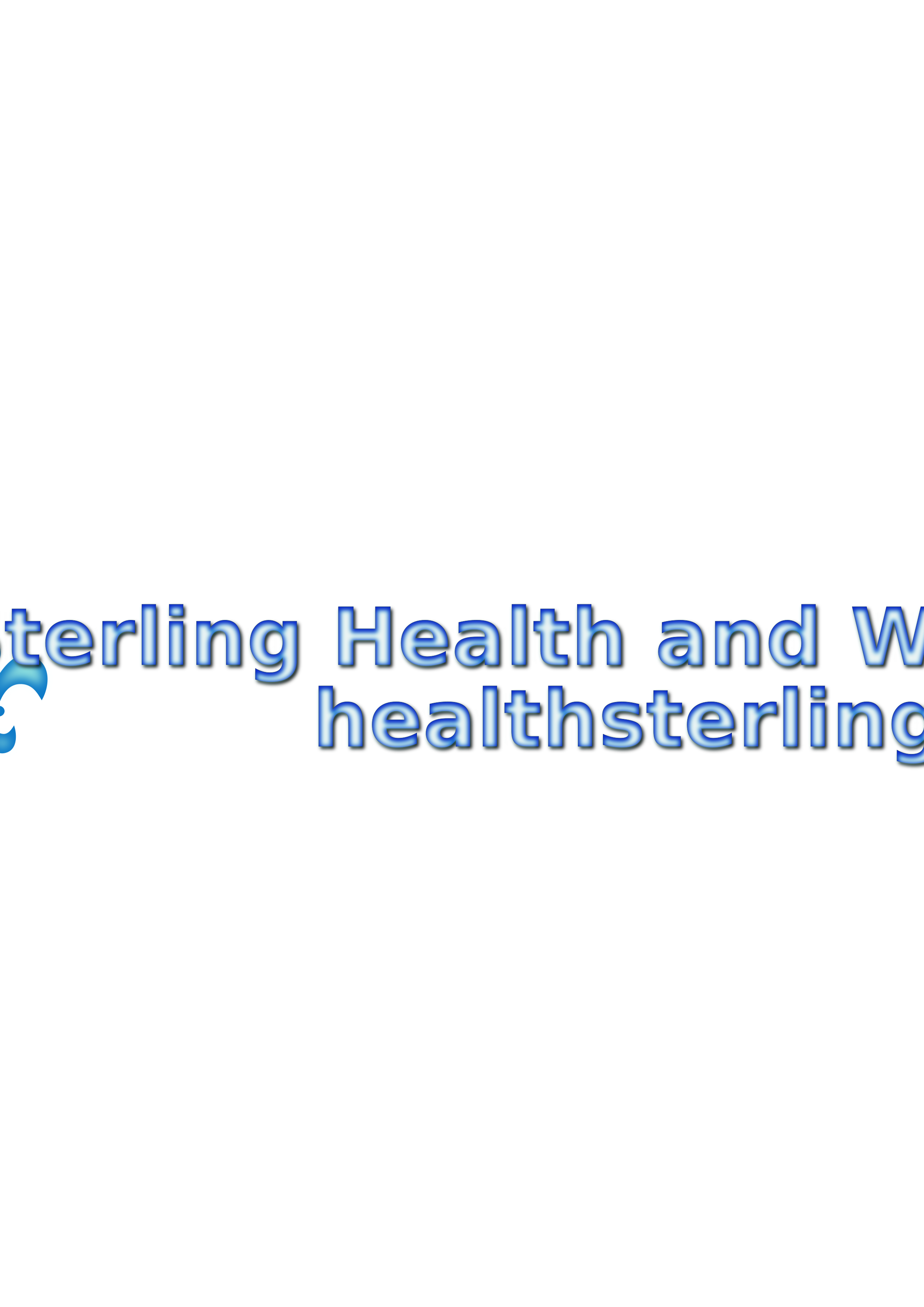 Sterling Health logo by amyleerobinson