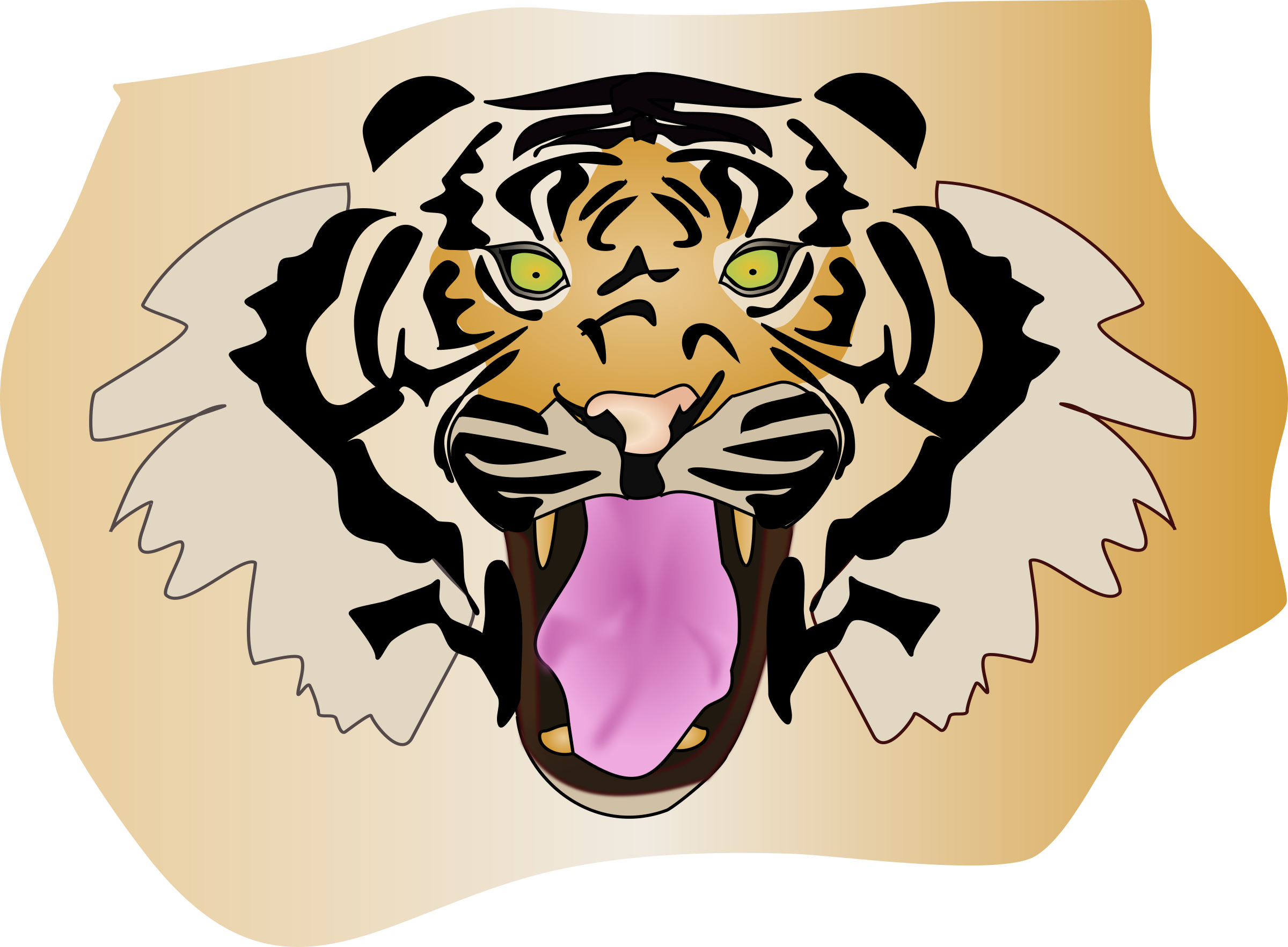tigre by antroares