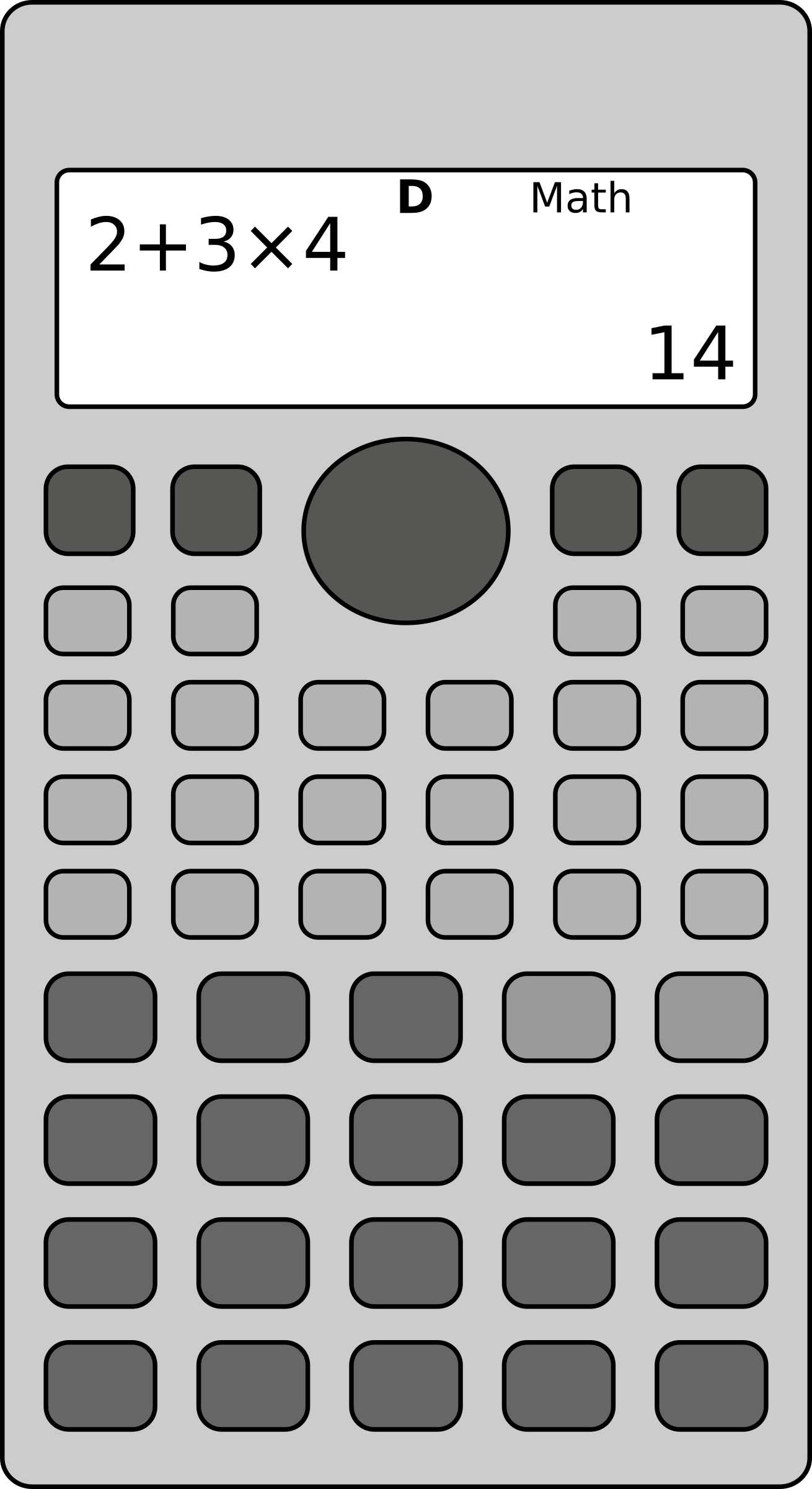 Calculatrice. by mathafix