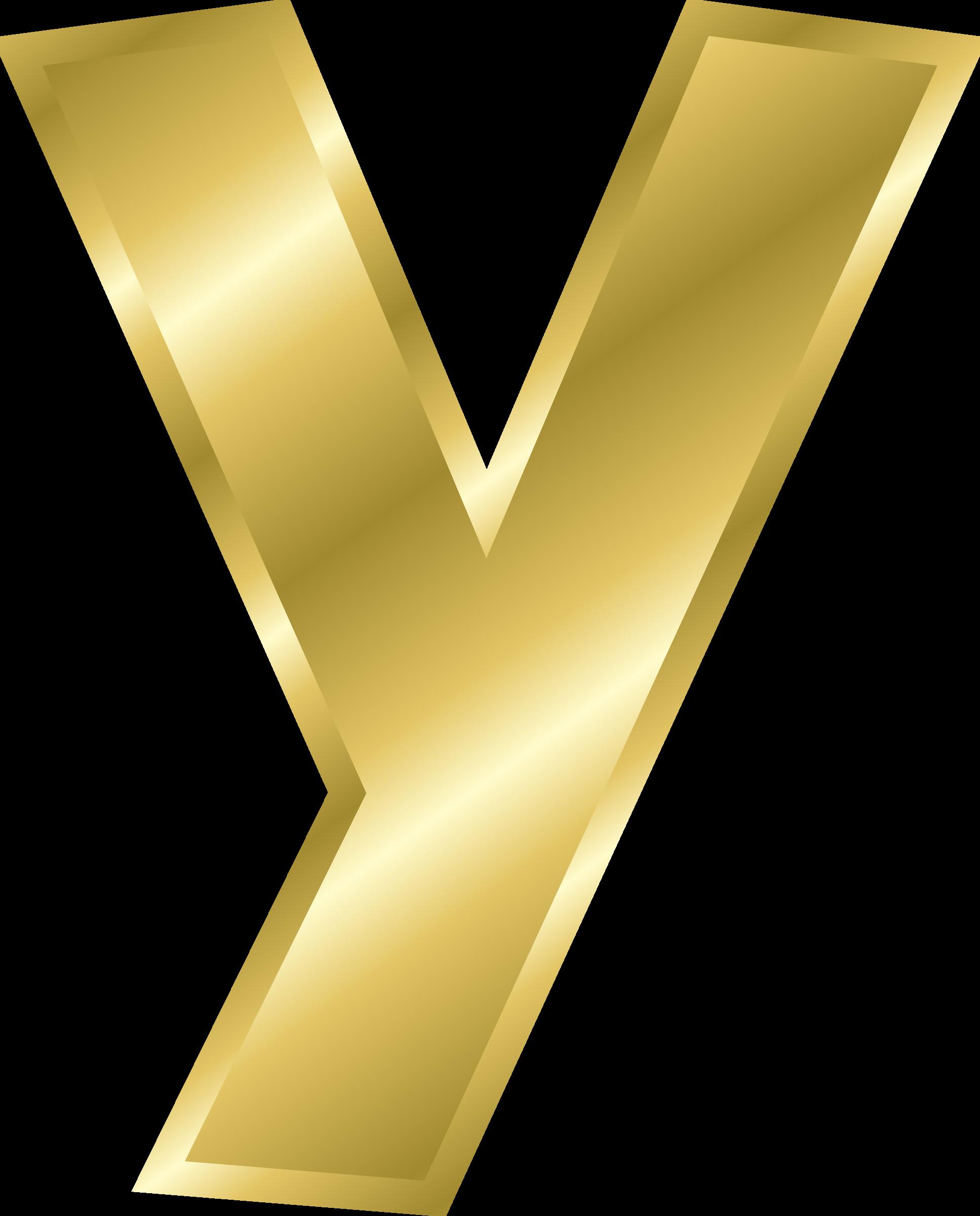 Mac Copy Shortcut Clipart Effect Letters Alphabet Gold