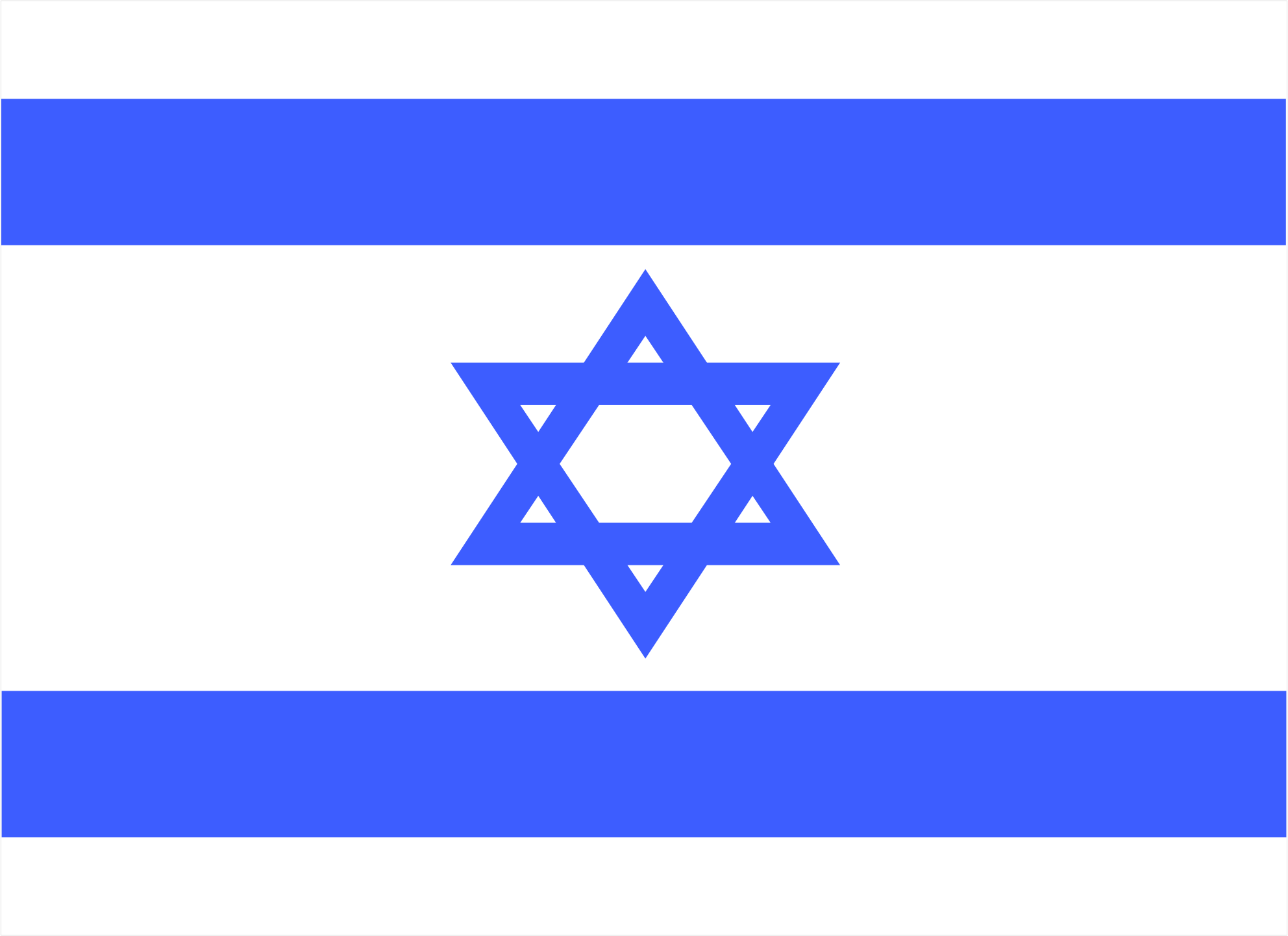 Israel_Flag by snid