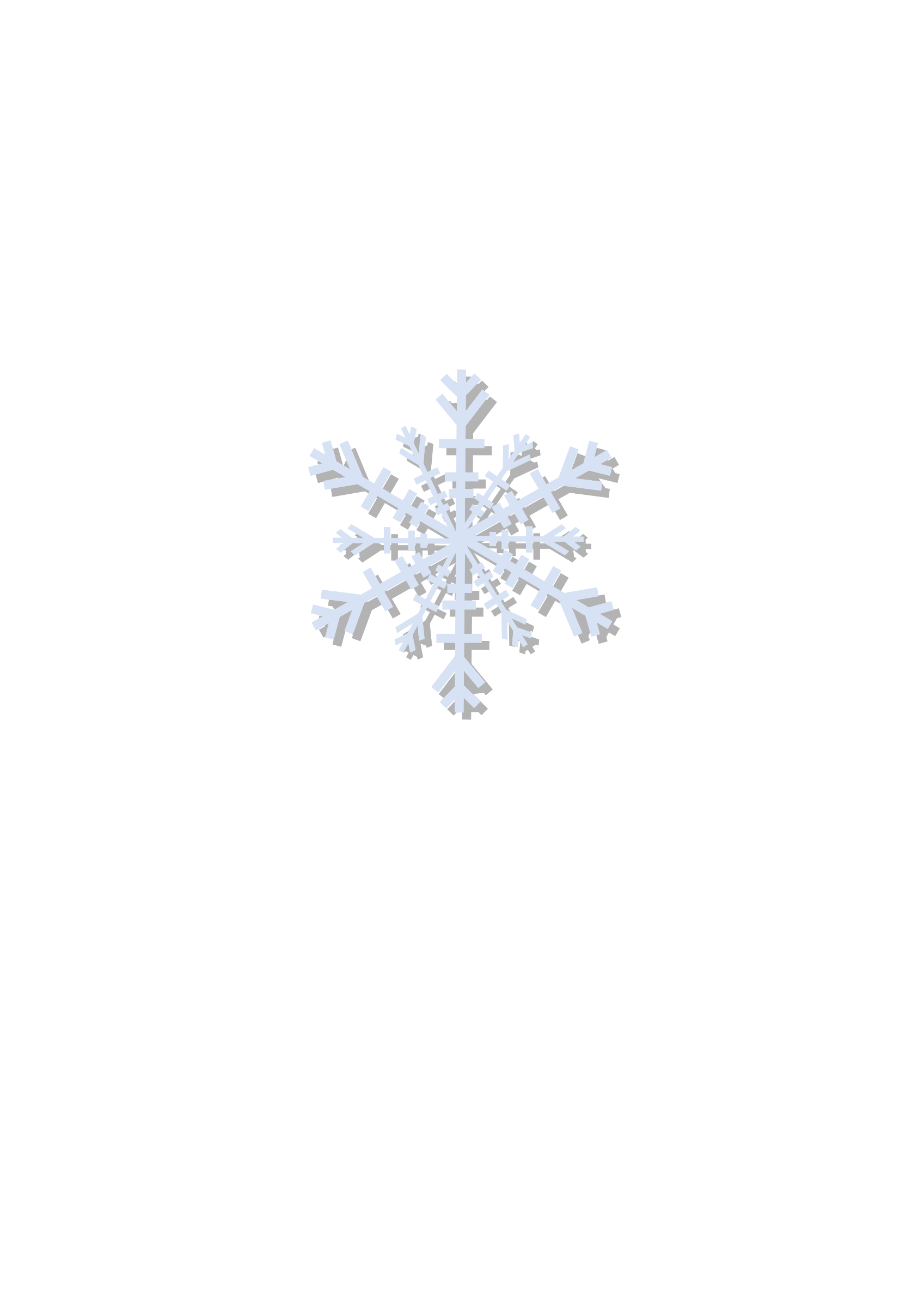 snow flake by PetrJ