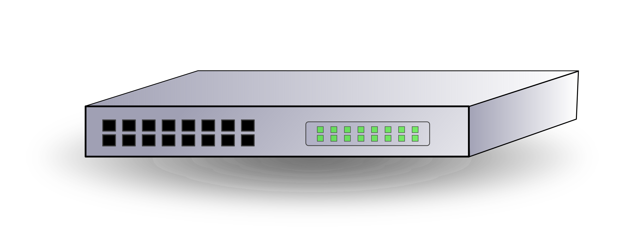 Network Switch by ARTMAN