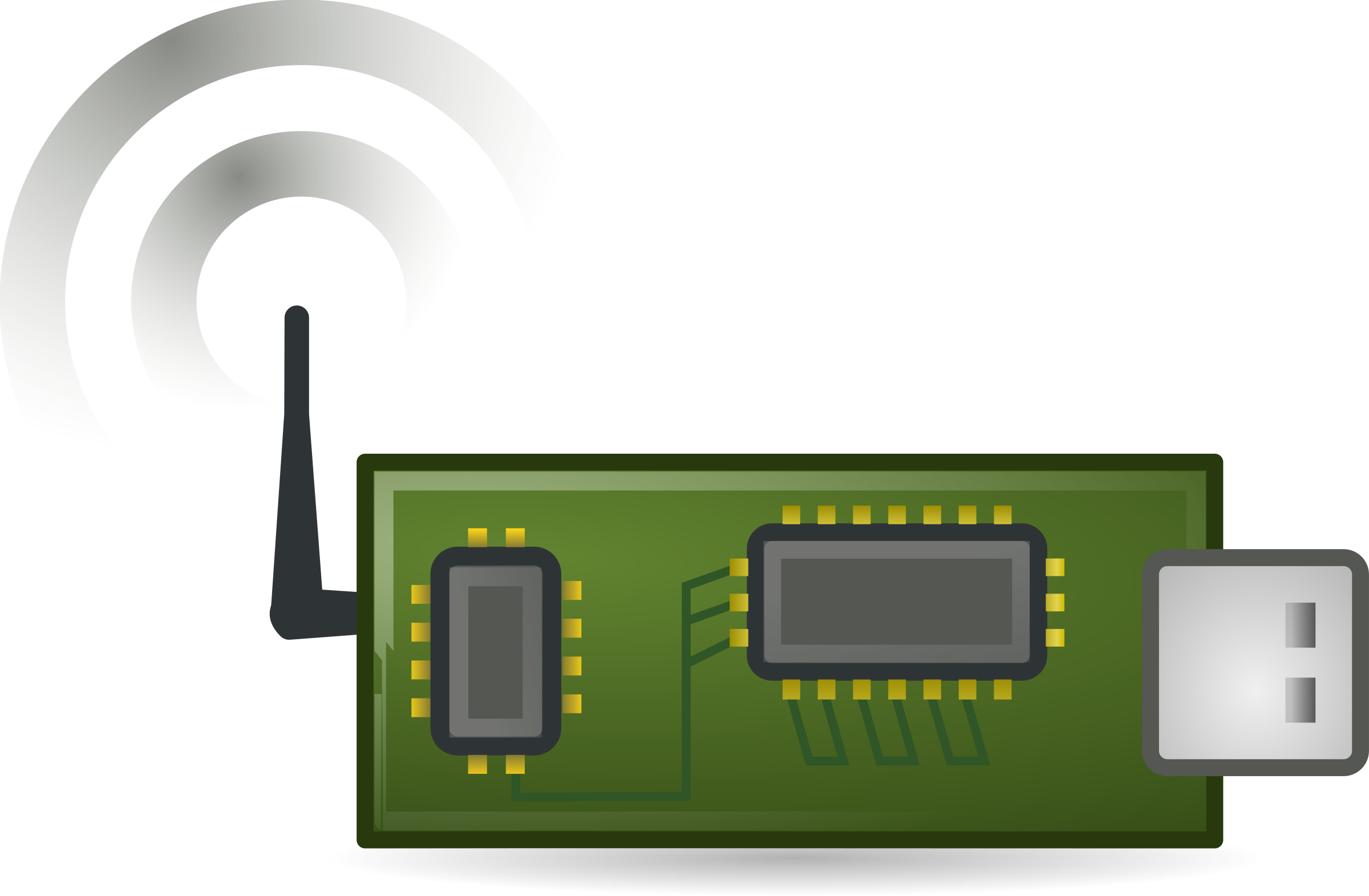 Clipart Wireless Sensor
