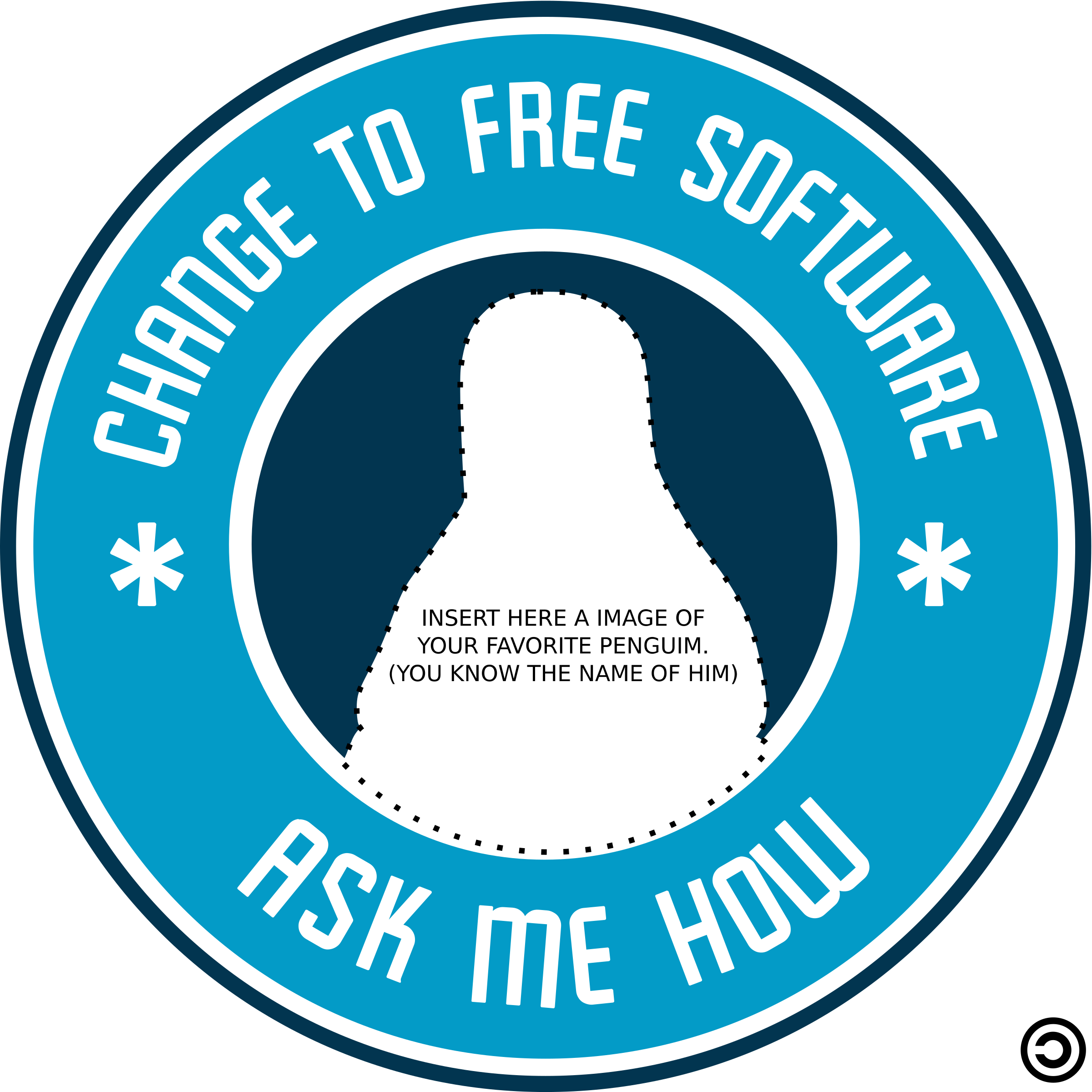Change to Free Software - Ask me How by cliparteles