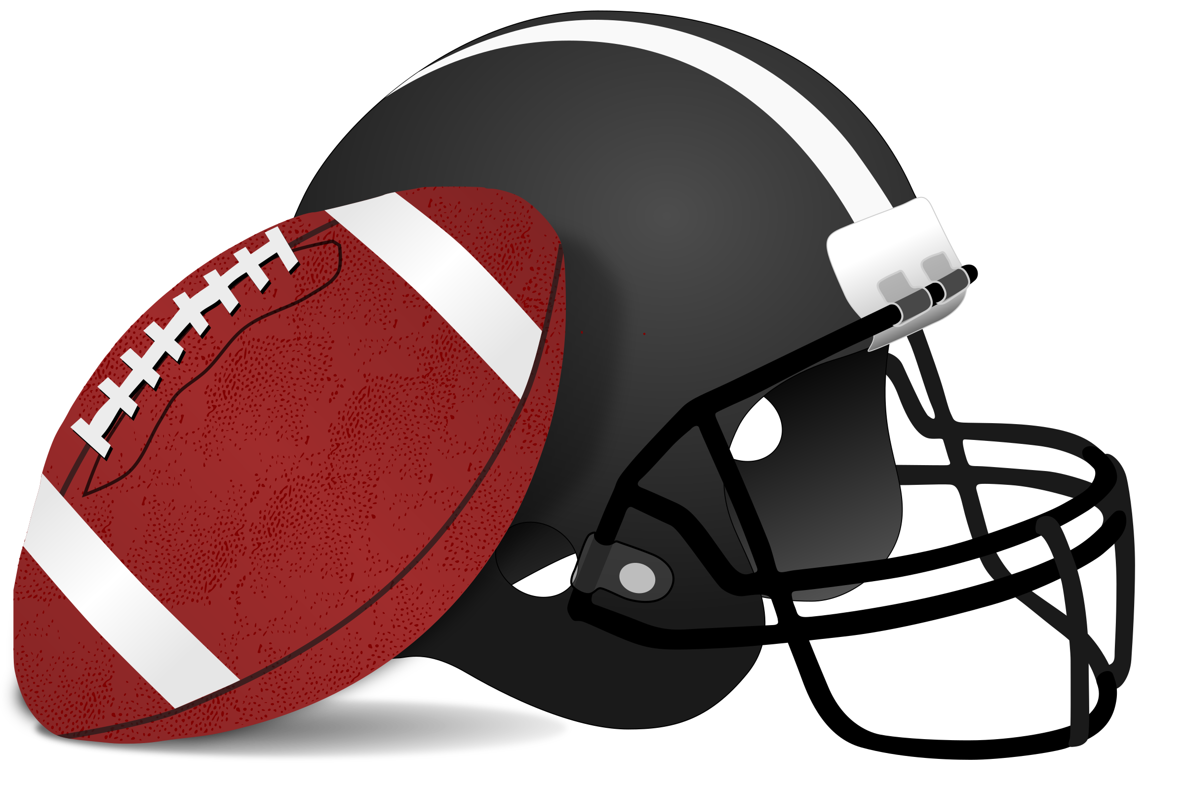 Nfl Football Ball Clip Art