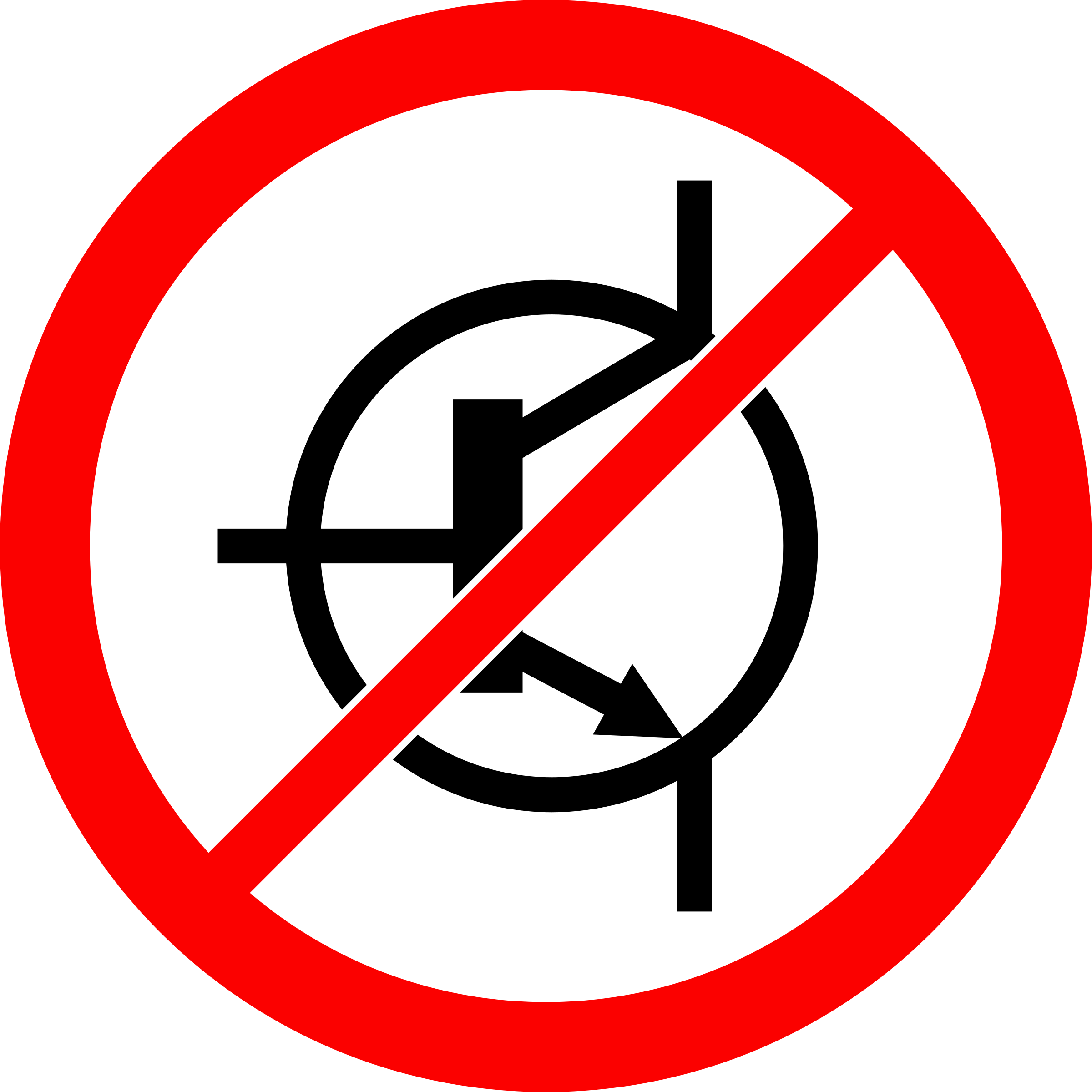 No transistor sign by boobaloo