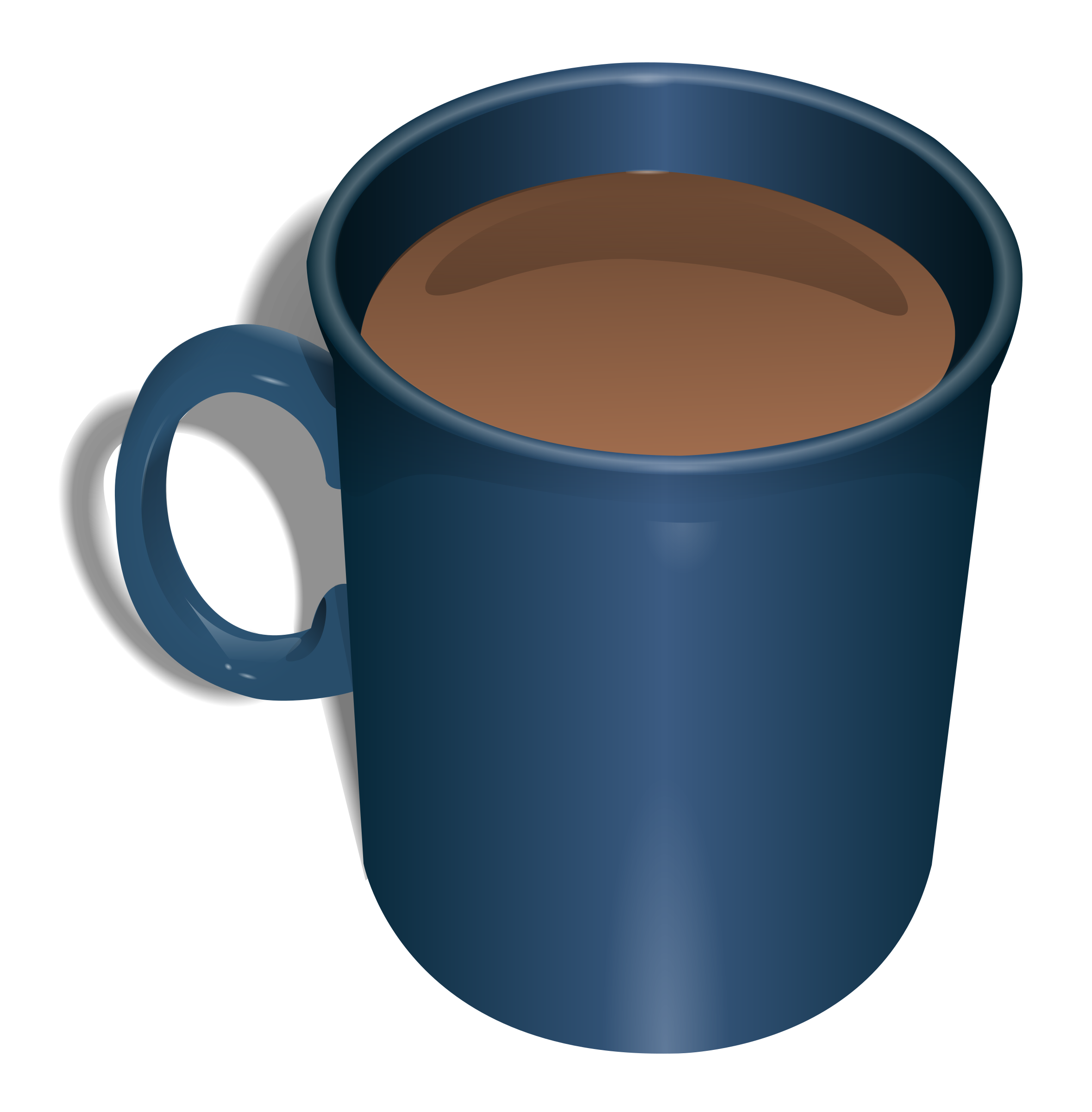 Coffee Mug by hairymnstr