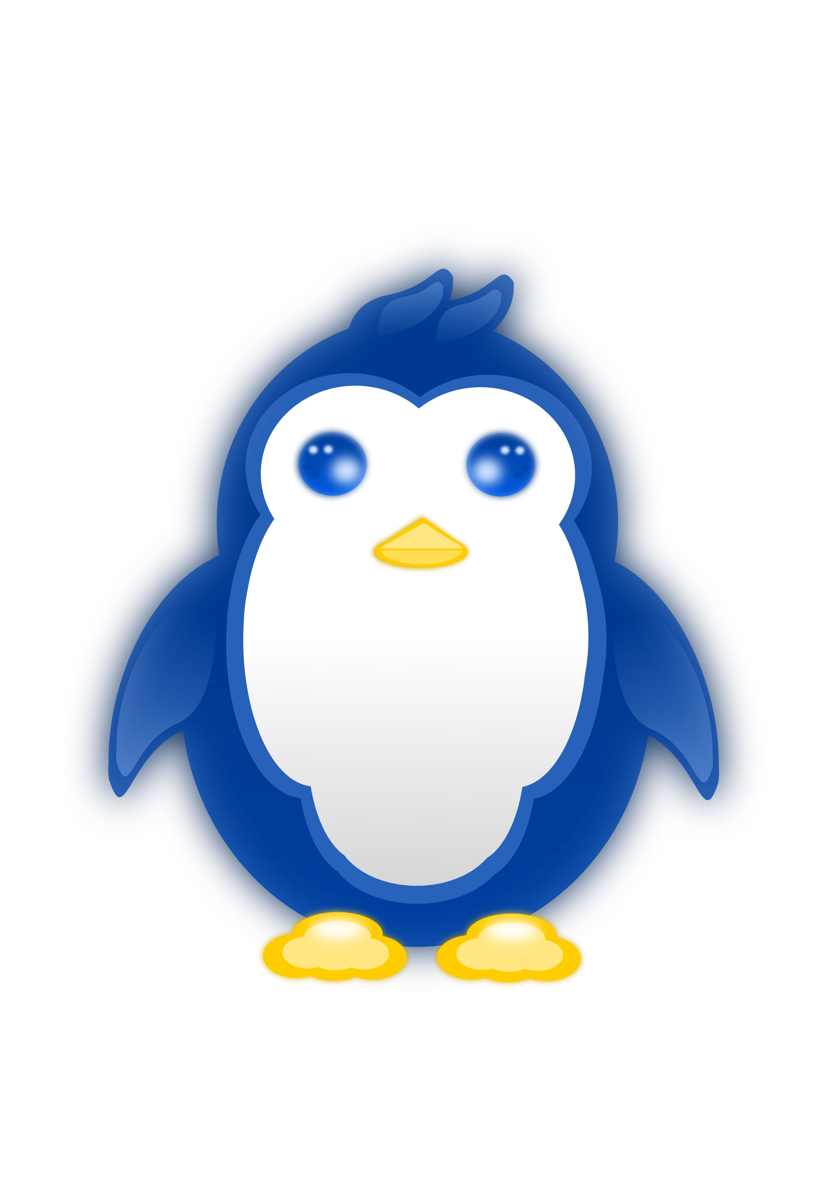 Small penguin by gblas.ivan