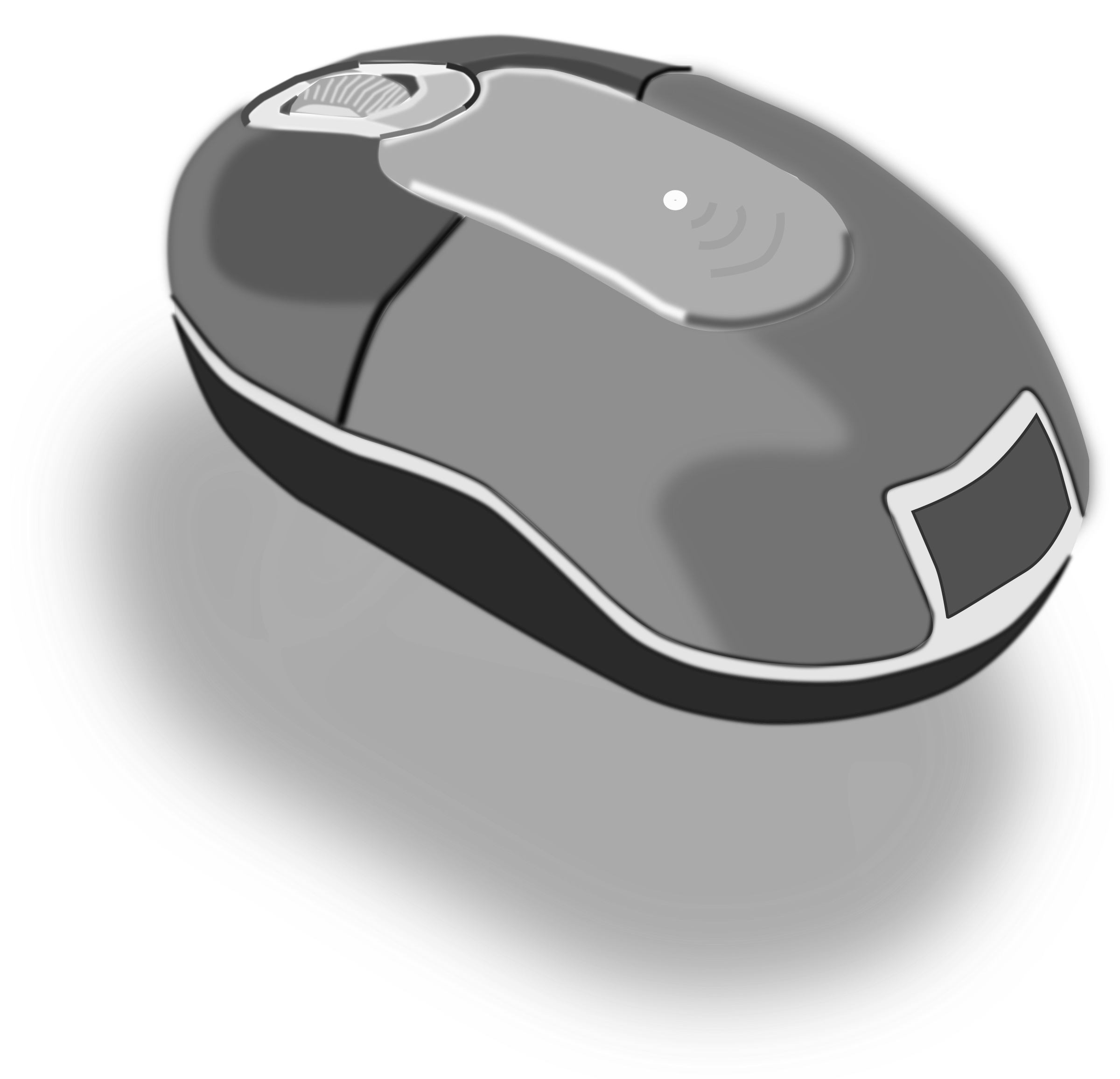 Mouse (Hardware) by mystica