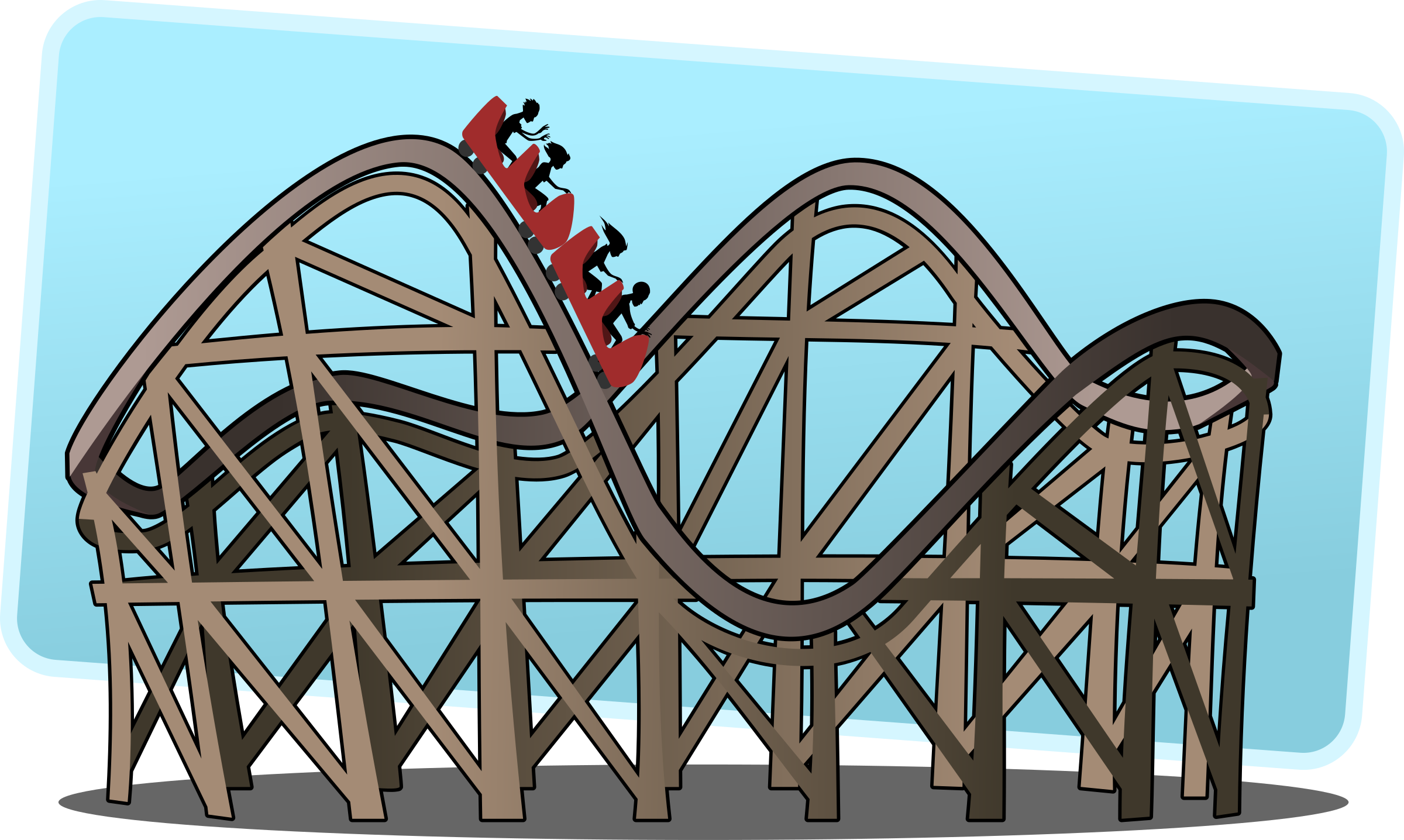 roller coaster by tzunghaor