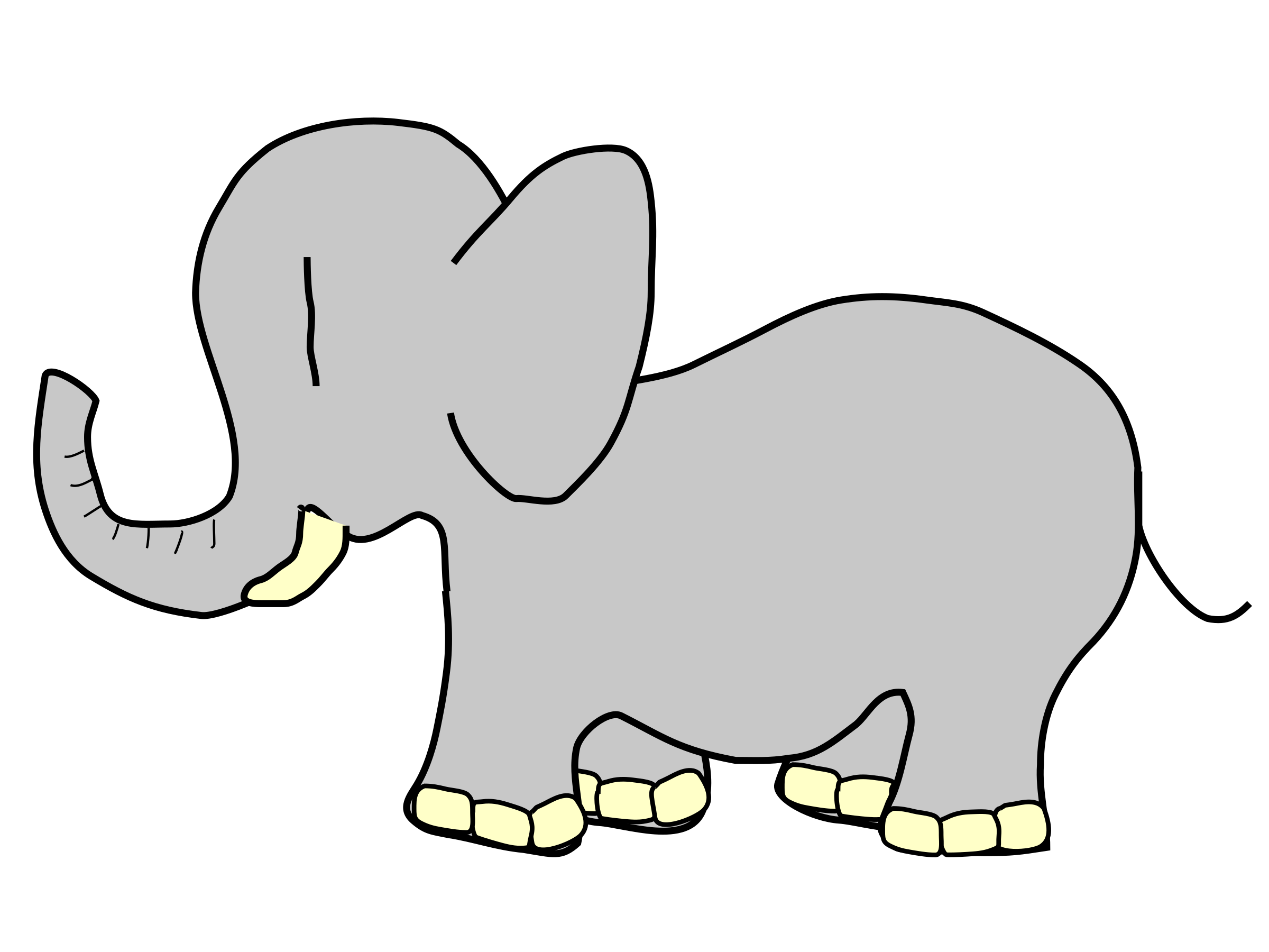 Elephant by TatsuoUeda