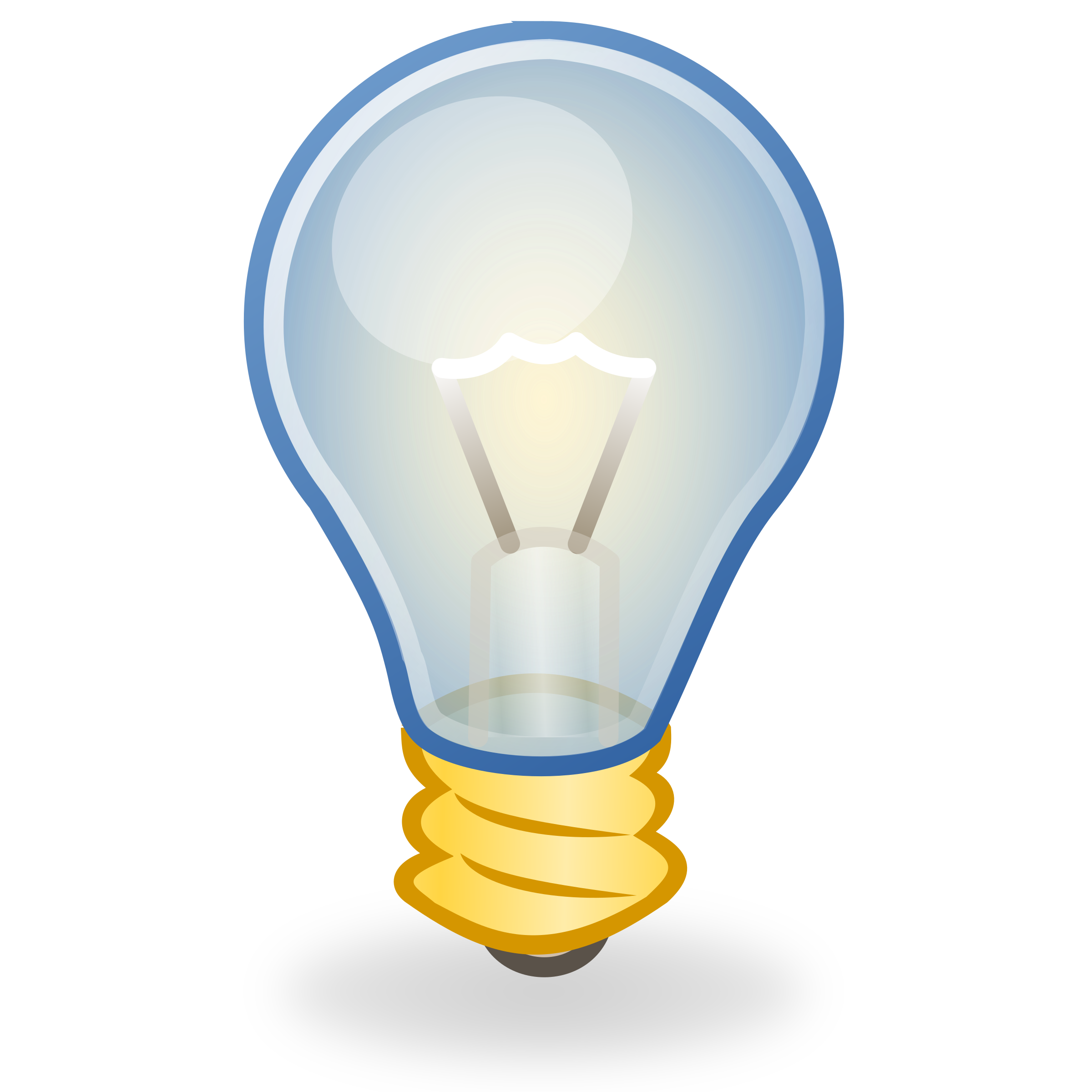 Light bulb icon by lual