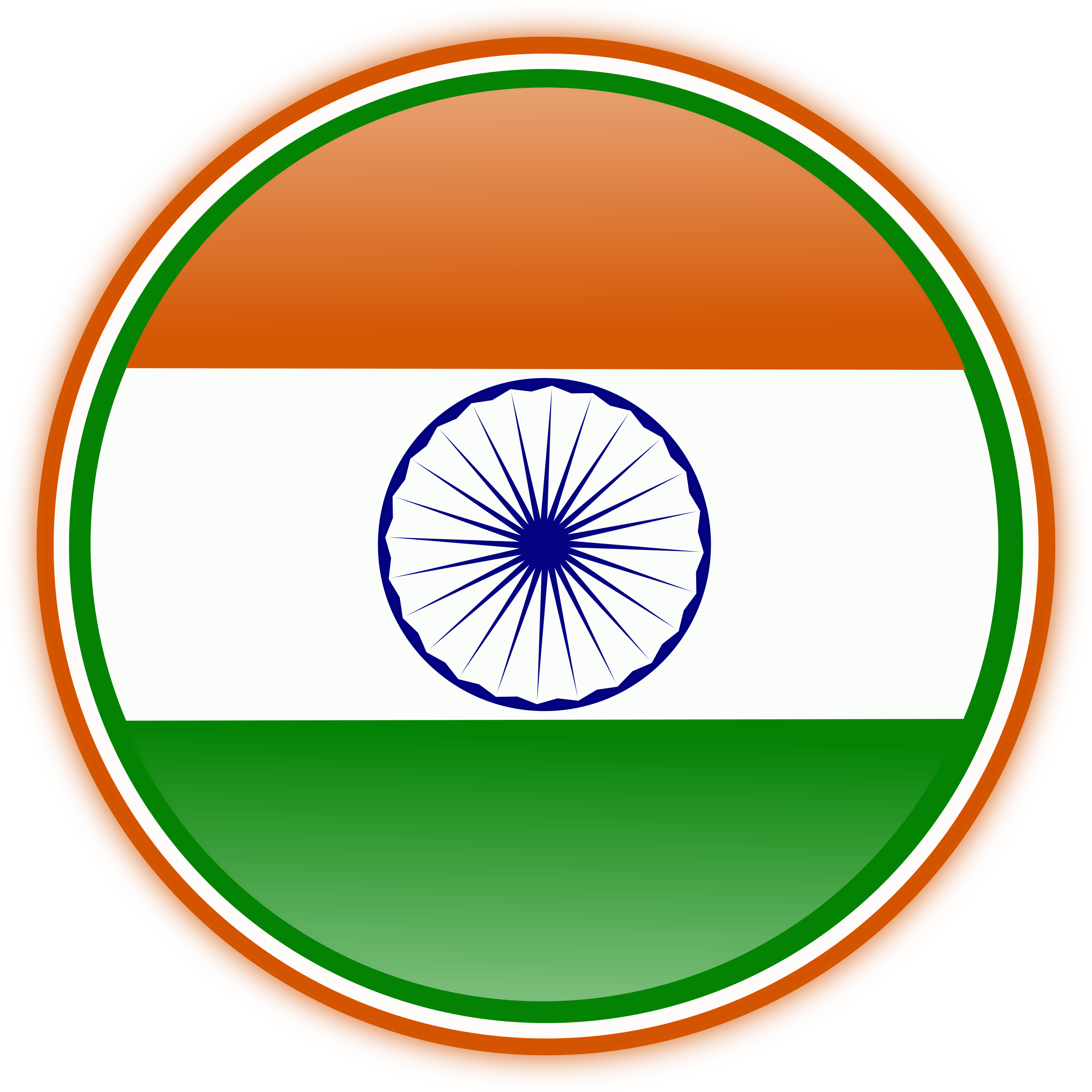 Indian Flag #2 by gsagri04