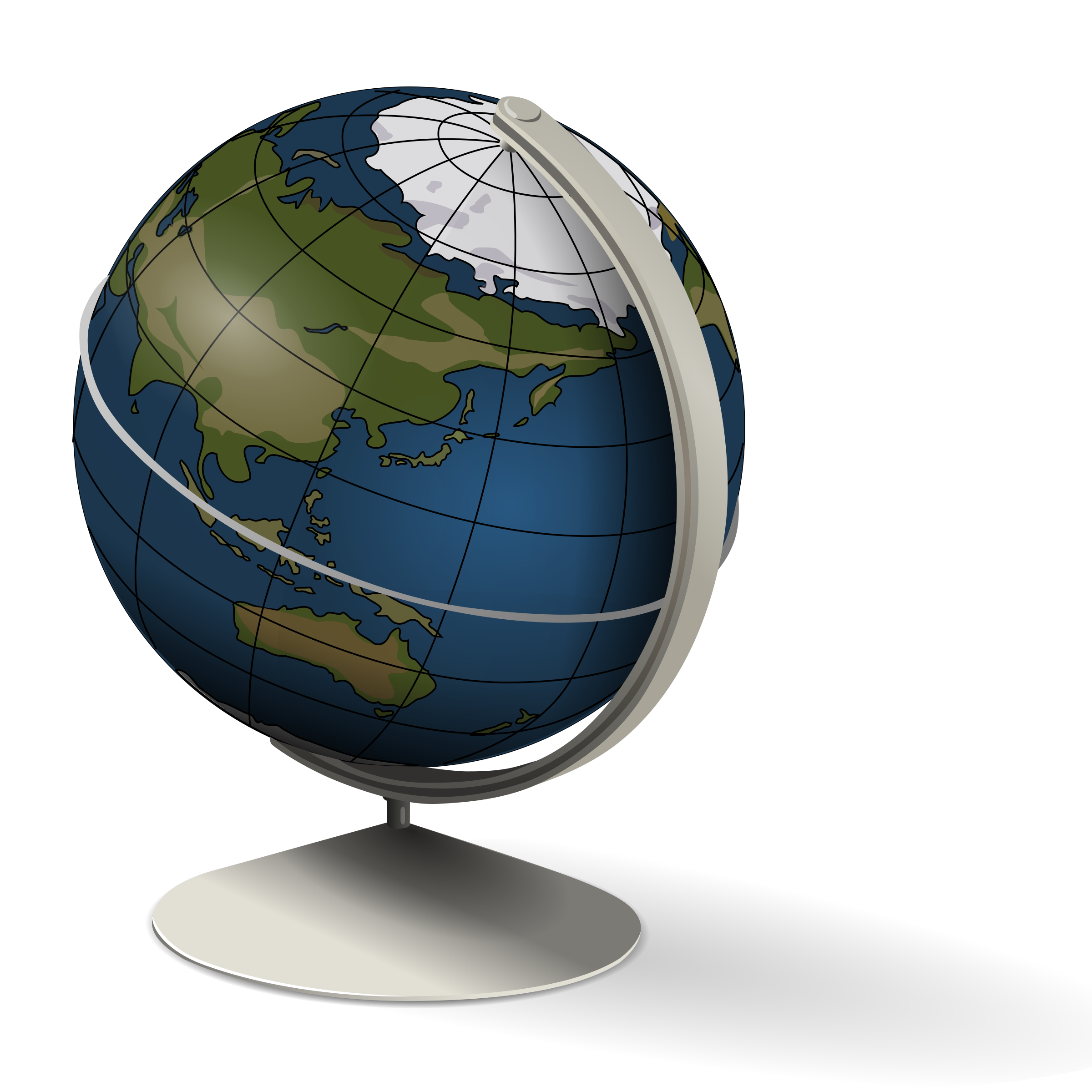 globe by jeronimo
