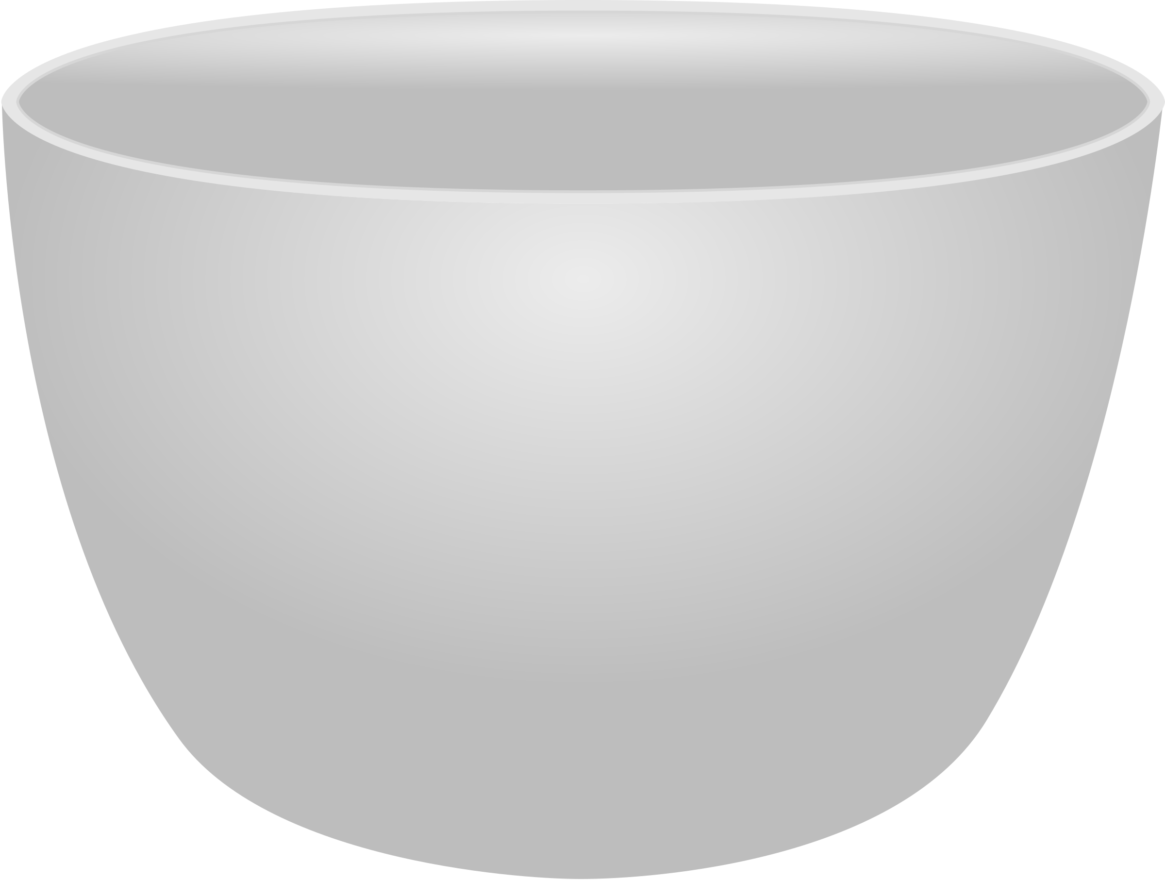 Plain Bowl by GR8DAN