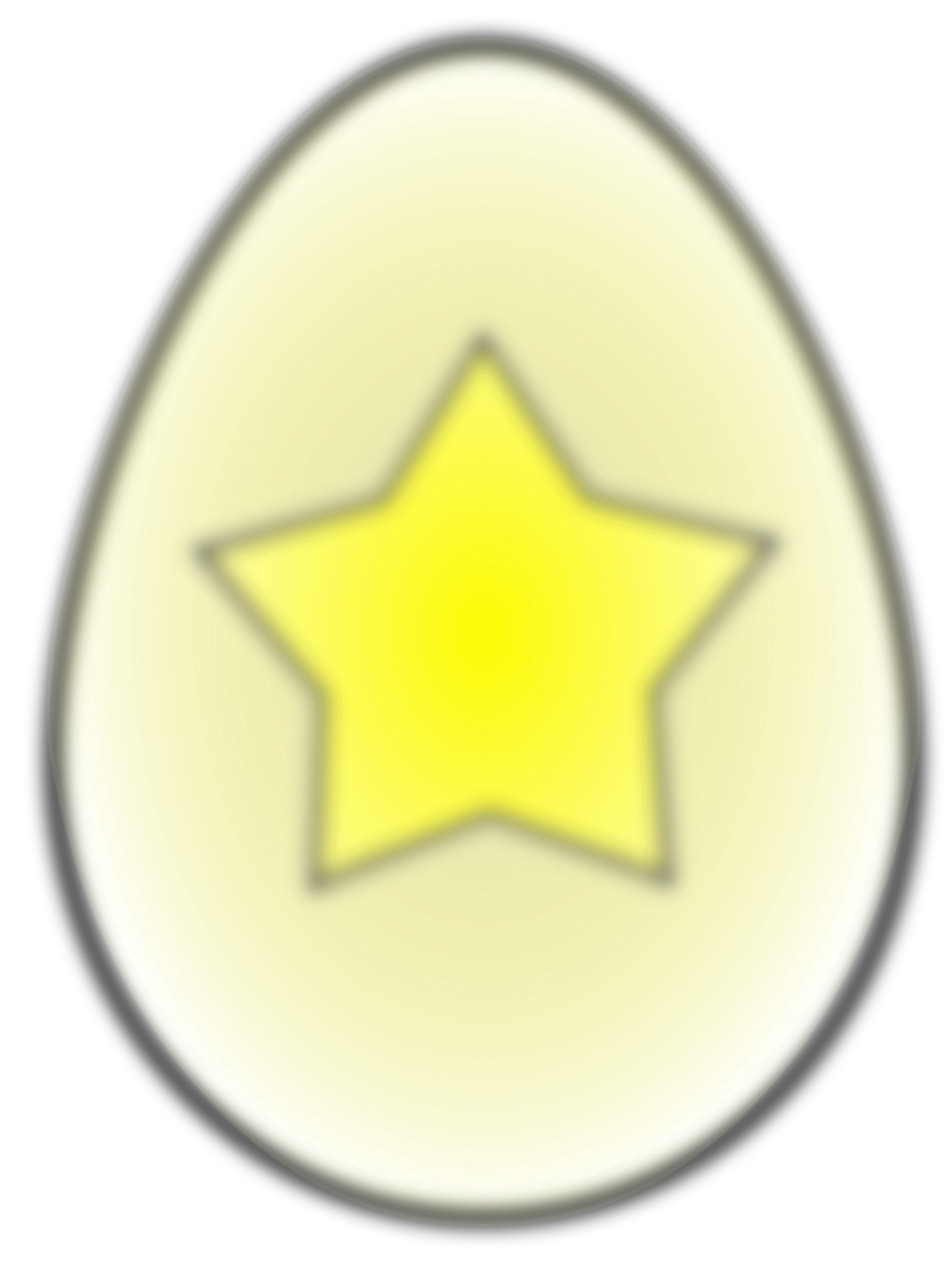 Easter egg (star) by mystica