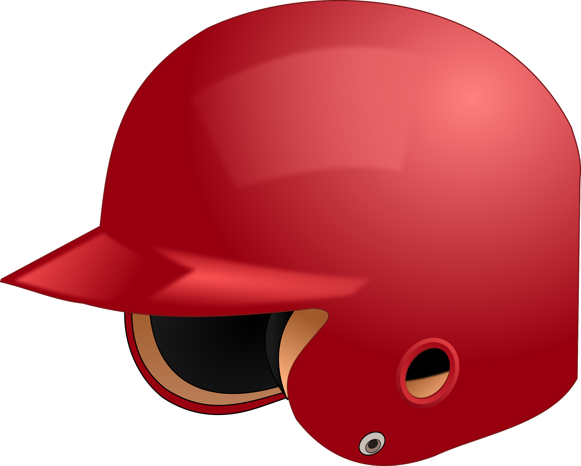 Baseball Helmet by studio_hades