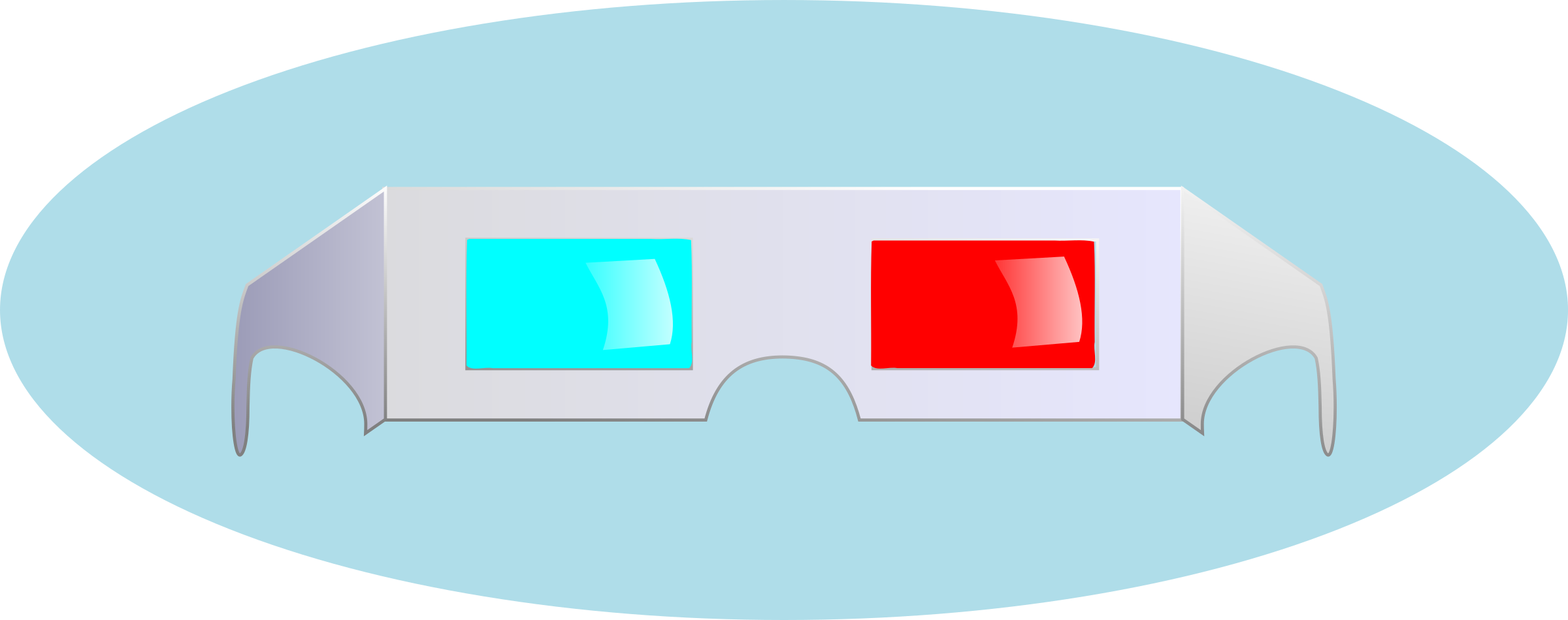 3D Glasses by studio_hades