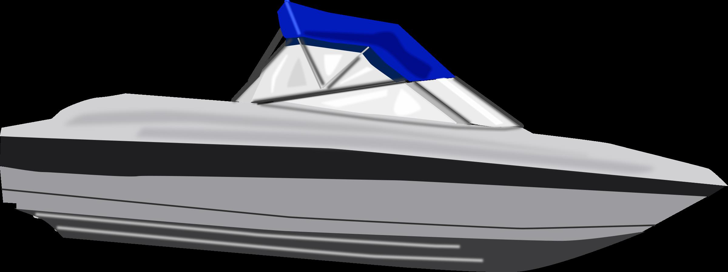BIG IMAGE  PNG Ski Boat Png