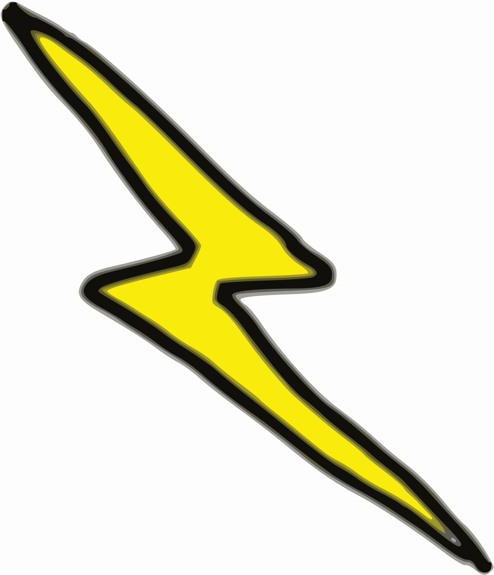 Cheap Lightning Bolt by lnxwalt