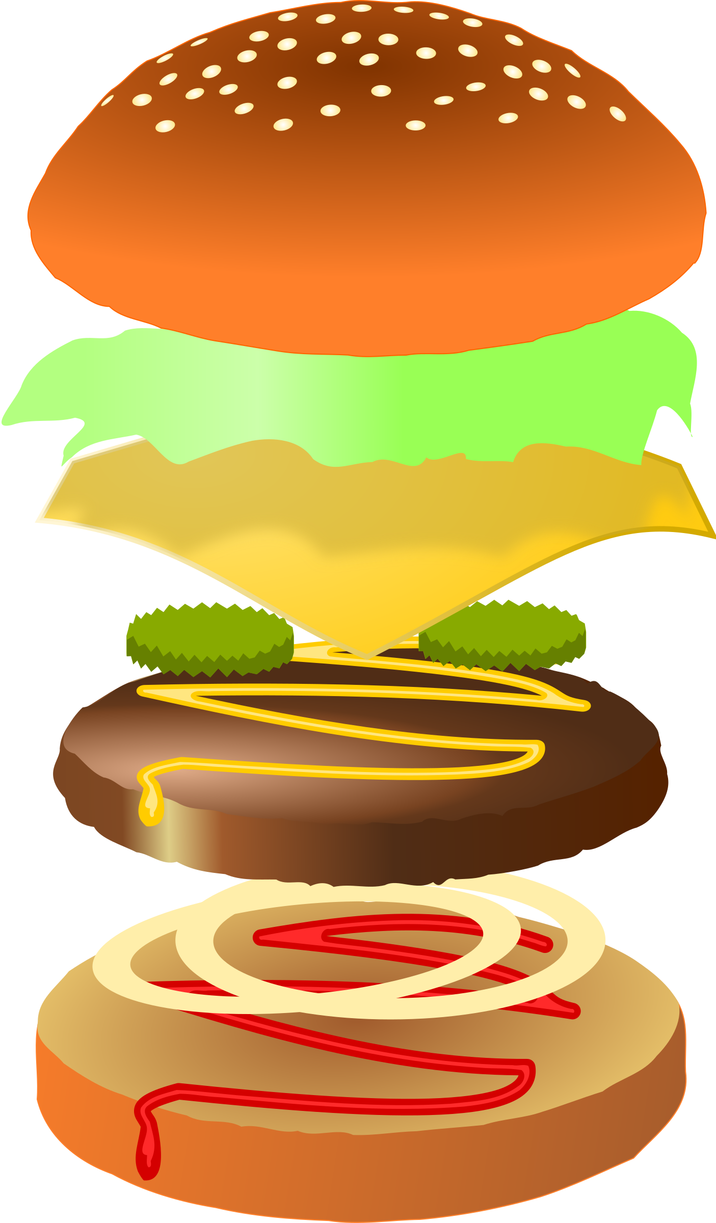 Hamburger by studio_hades