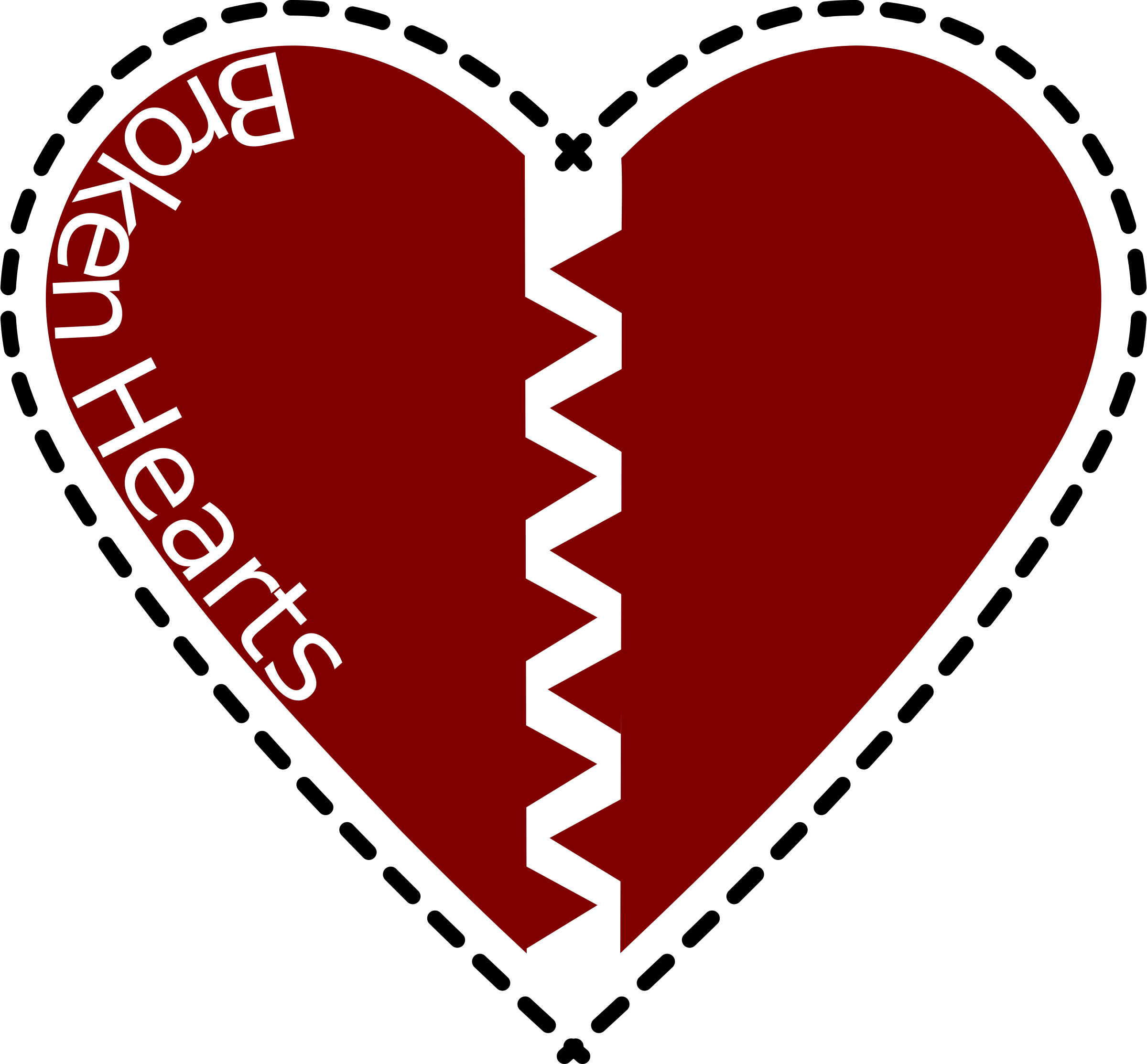 Broken Hearts by elands.net
