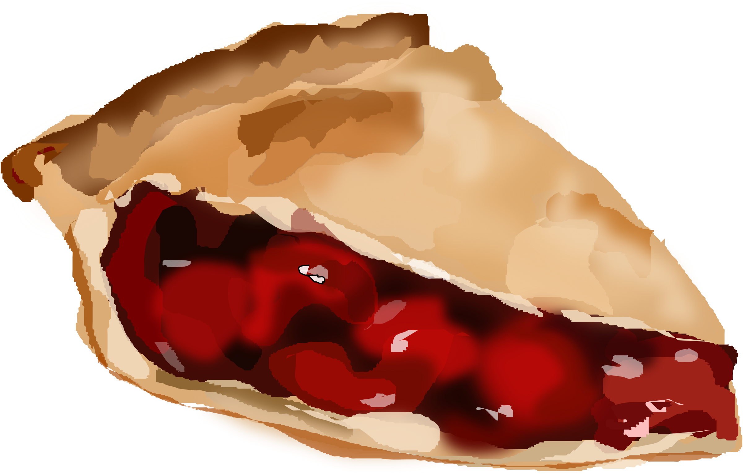 Slice Of Cherry Pie by Degri