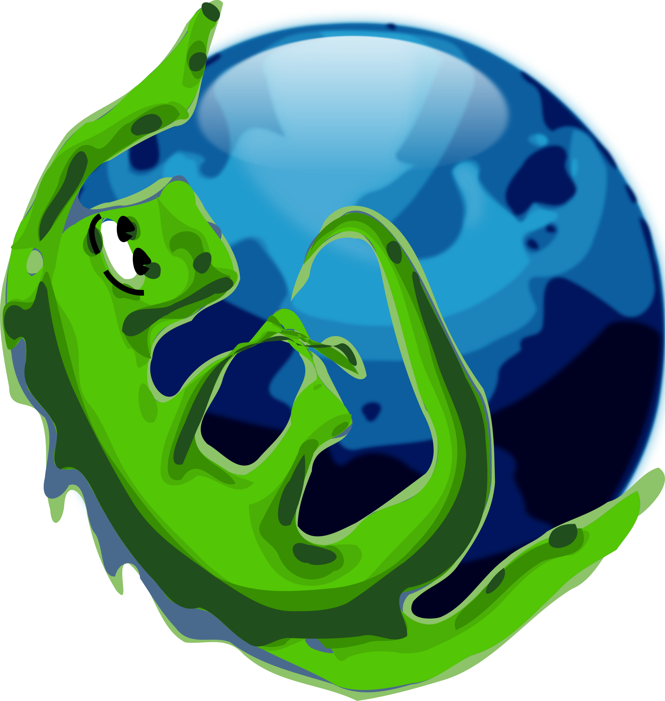 Alternate Mozilla Browser Icon by roystonlodge