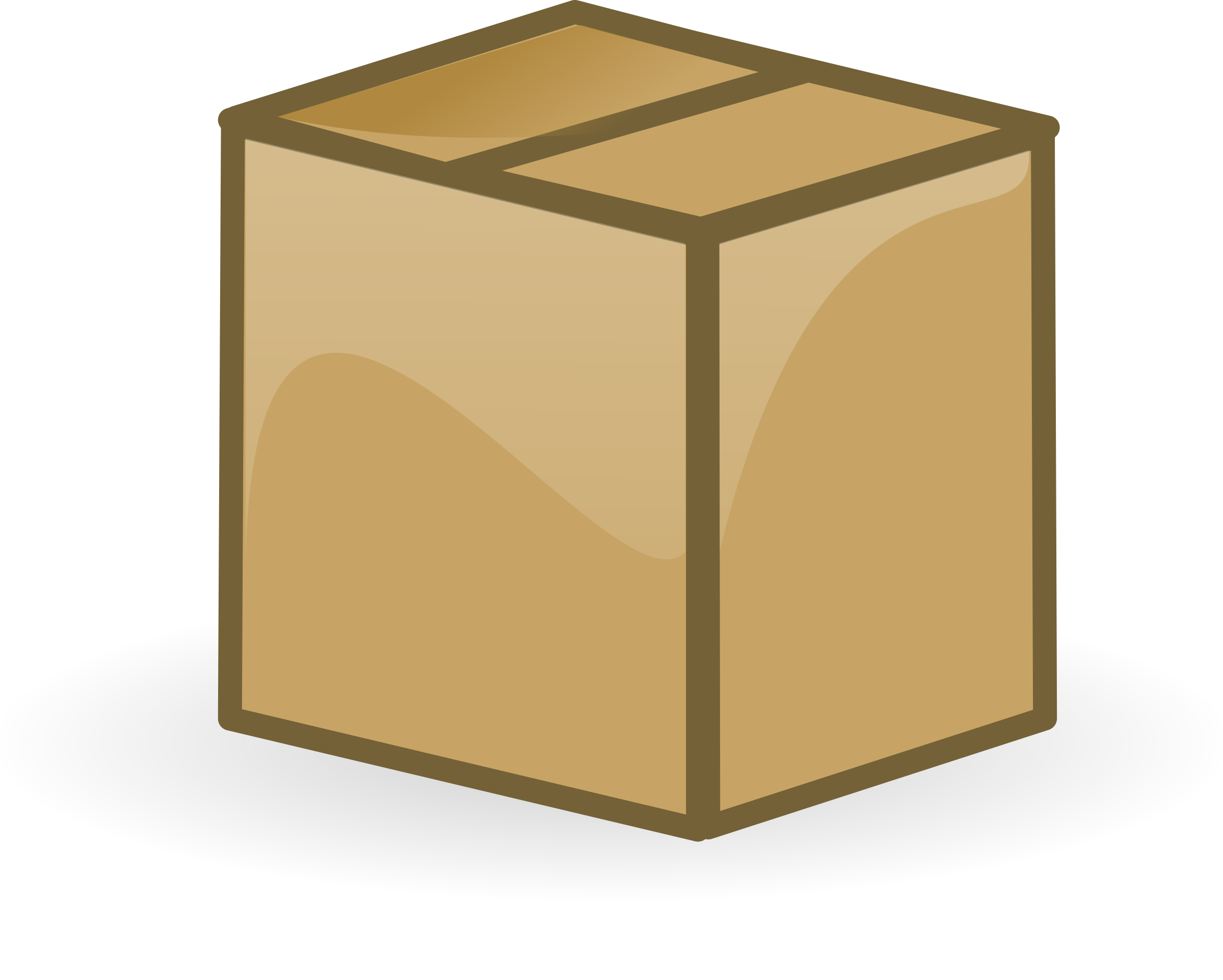 closed box by mcol