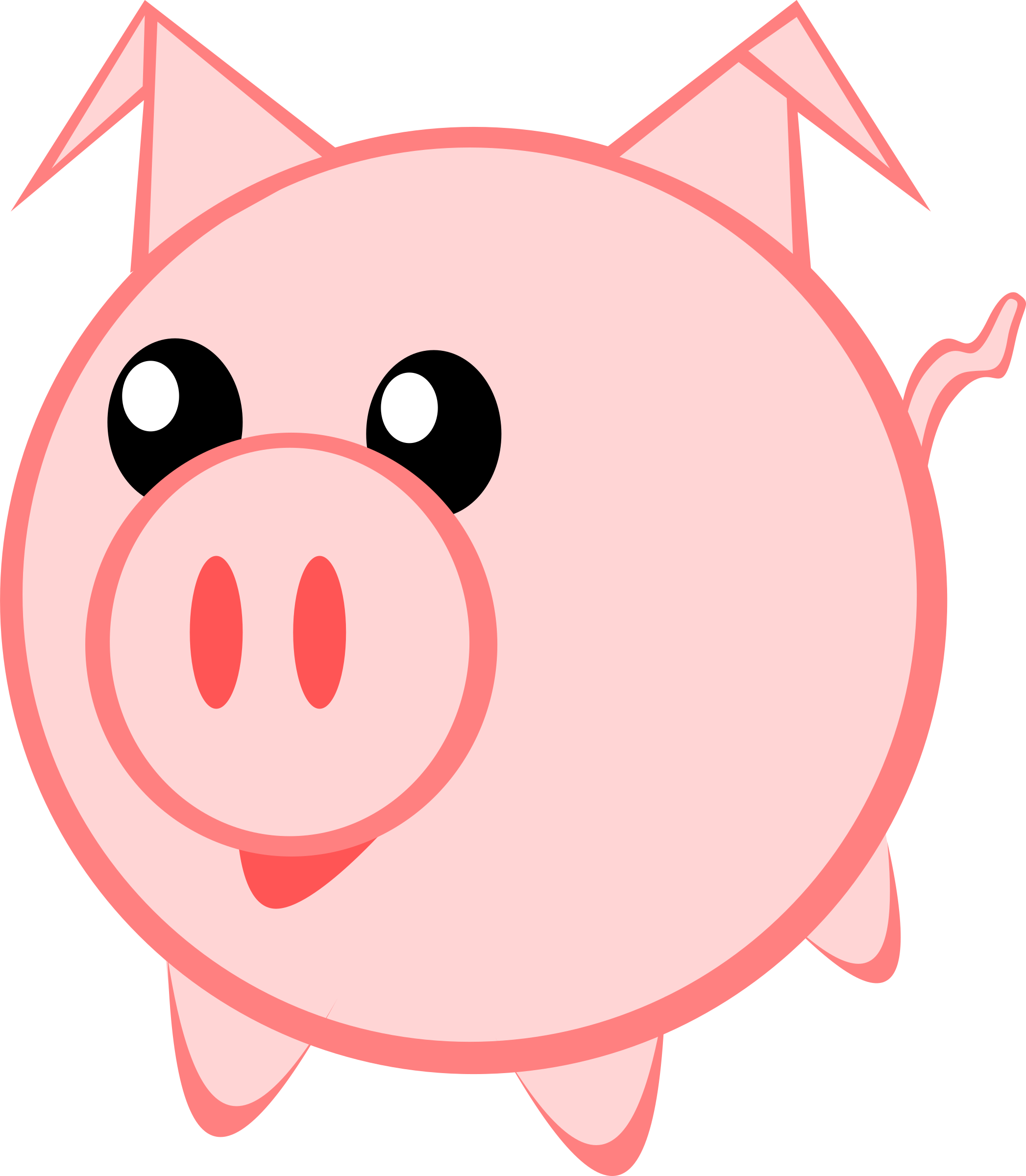 Cerdito | Little Pig by Maw