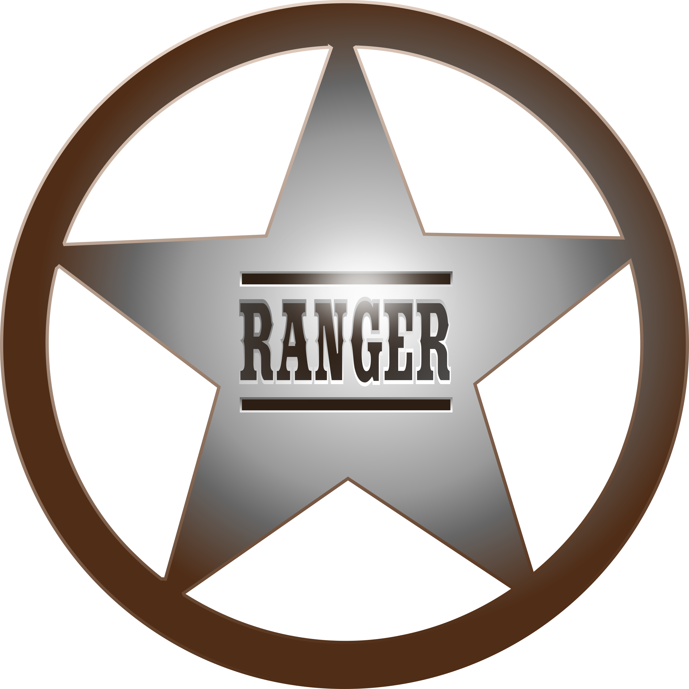 (Texas) Ranger Star by studio_hades
